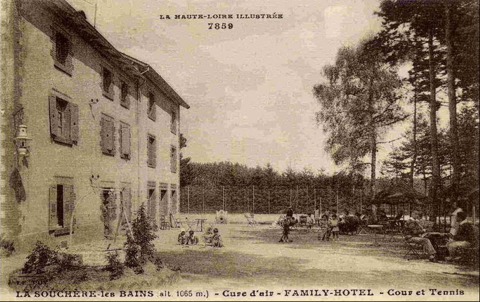 Il était une fois la Haute-Loire:Félines