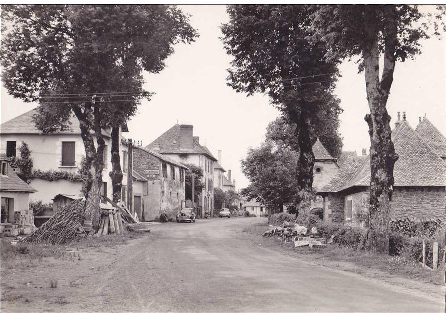 Il était une fois dans le Cantal: Labrousse