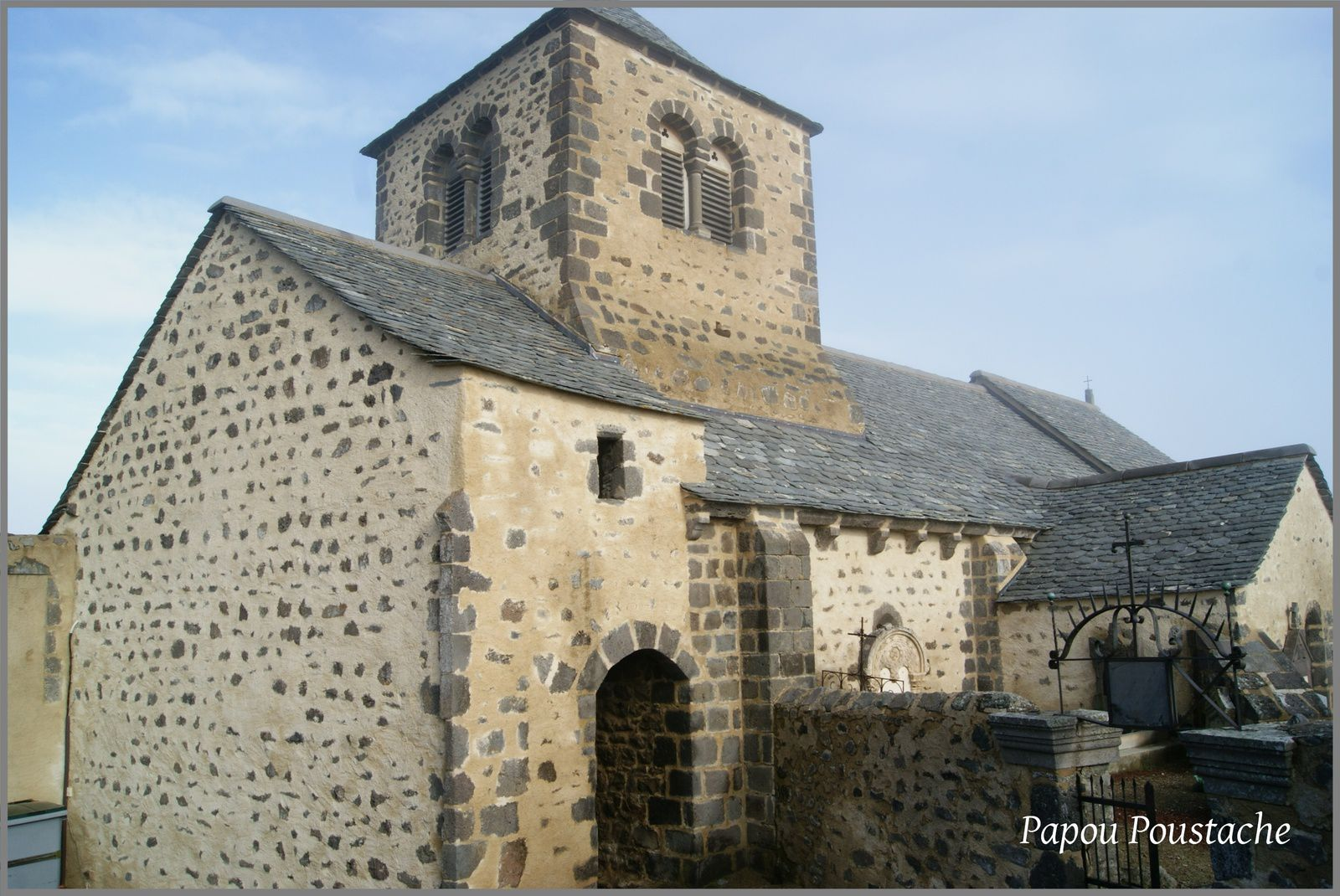 Eglise se Dauzat sur Vodable