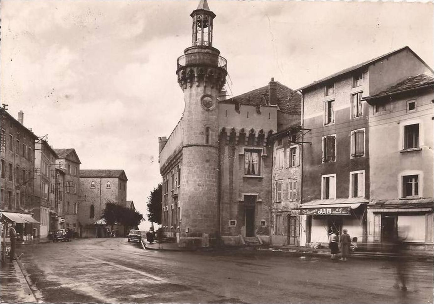 C'était hier: Yssingeaux en Haute-Loire