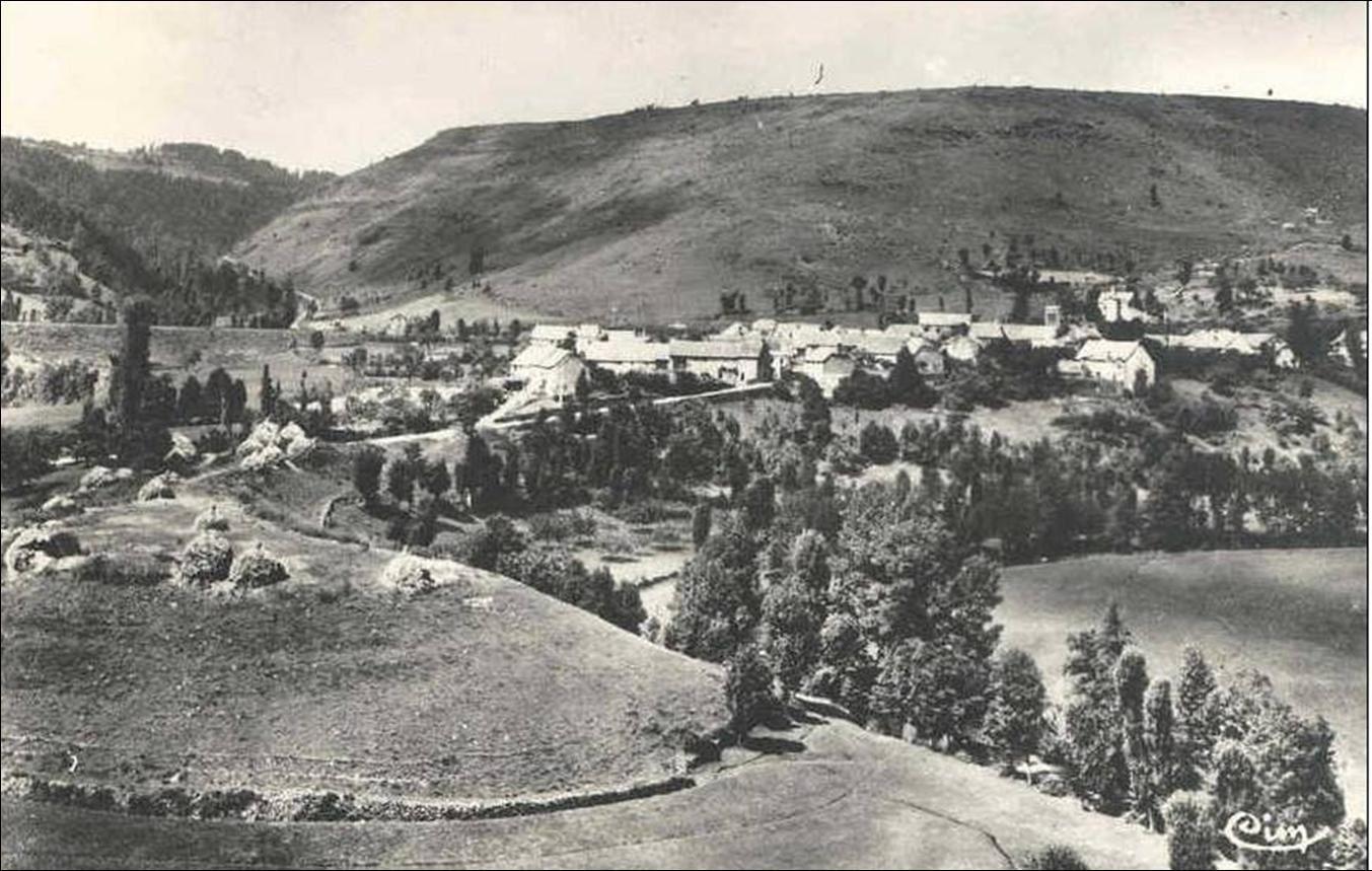 Moissac commune de Neussargues
