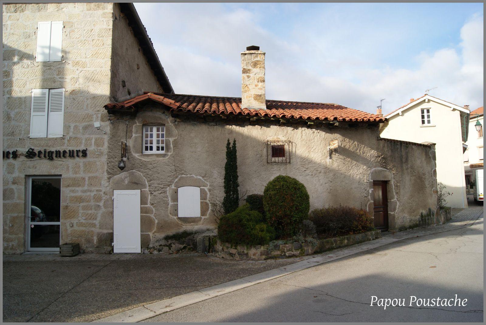 Les villages de Haute-Loire:St André de Chalencon