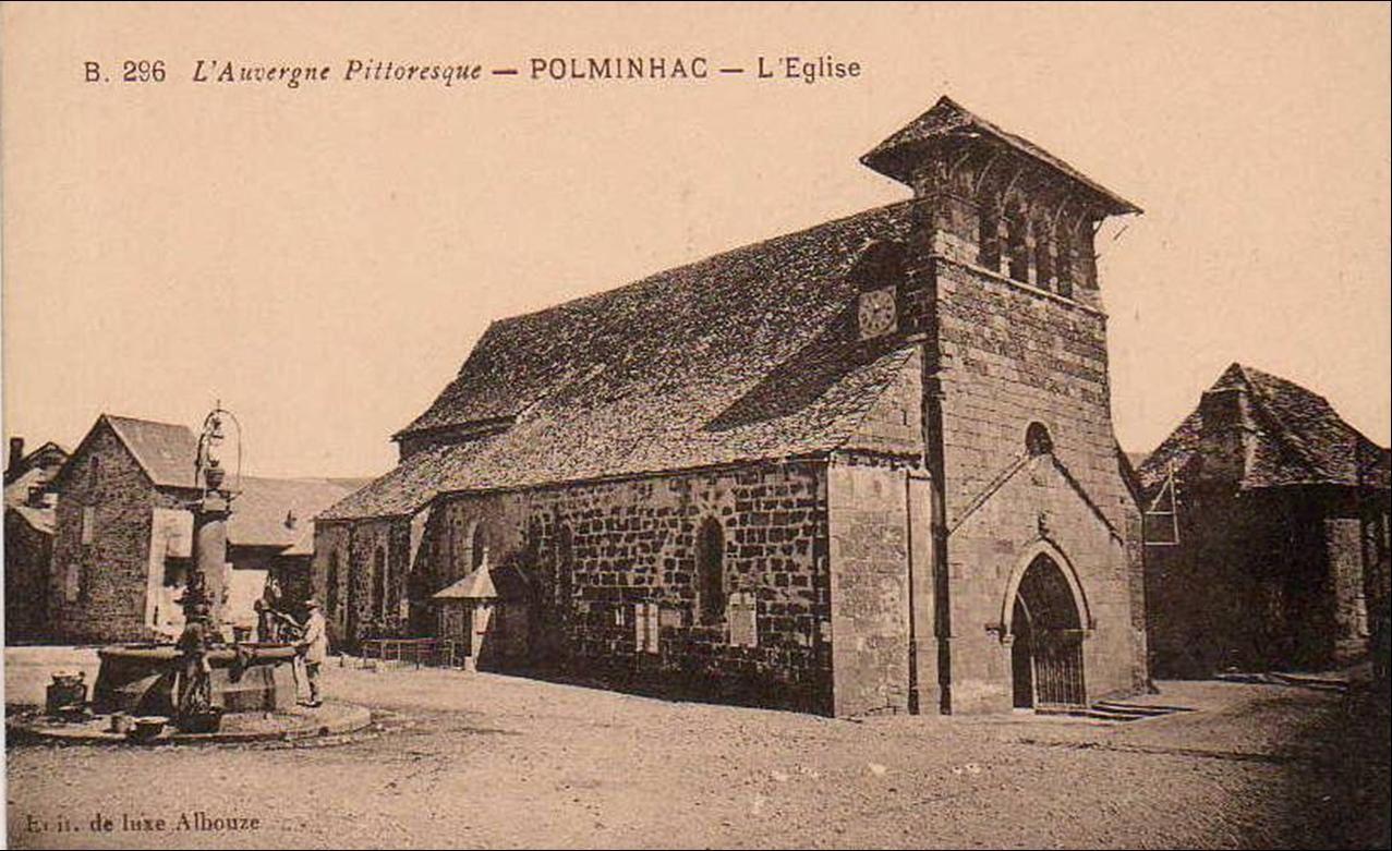 Il était une fois au siècle dernier :Polminhac