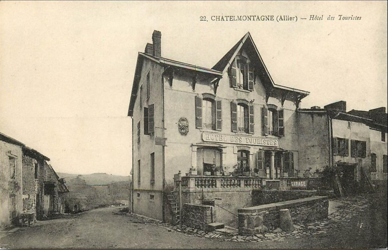 Il était une fois Chatel Montagne dans L'Allier