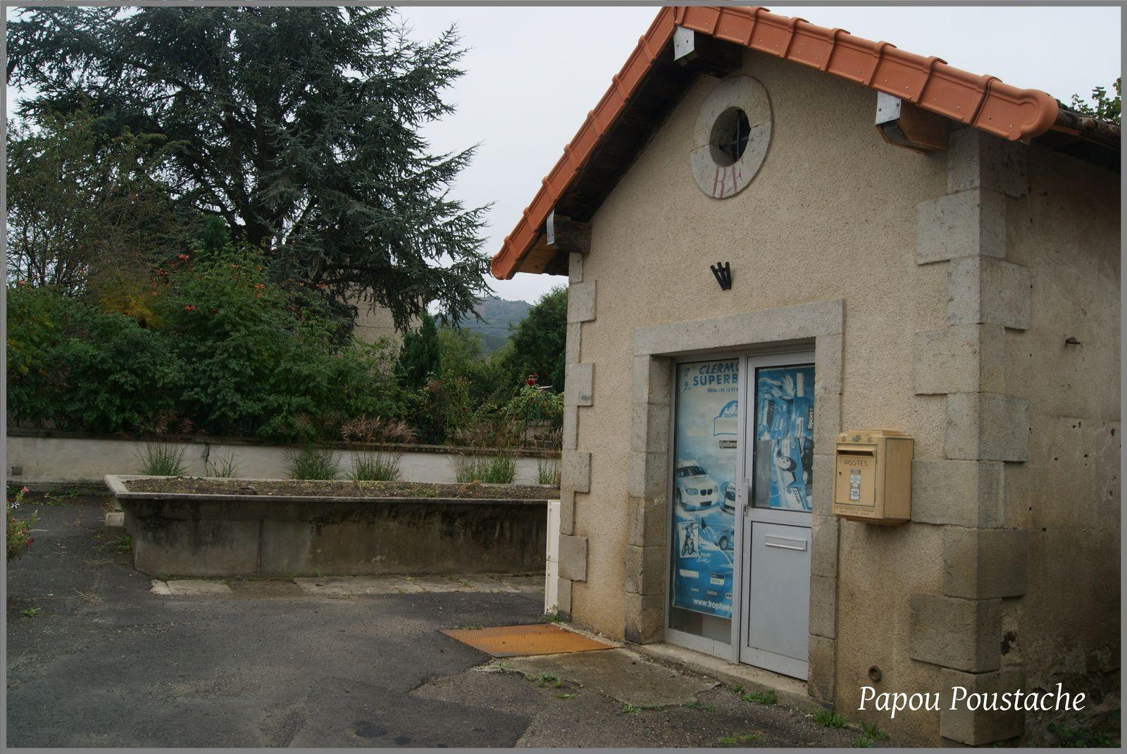 De la Roche Noire à St Georges d'Allier