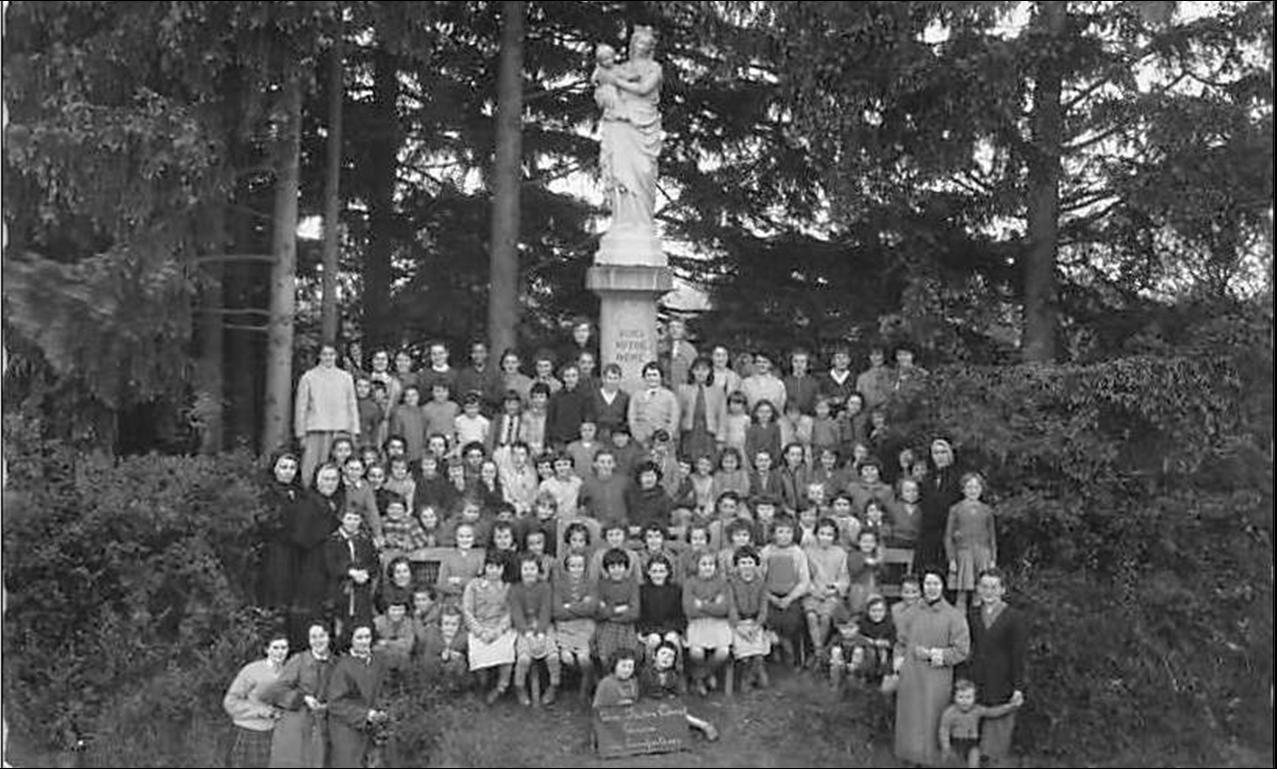 Ecoles du  siècle dernier