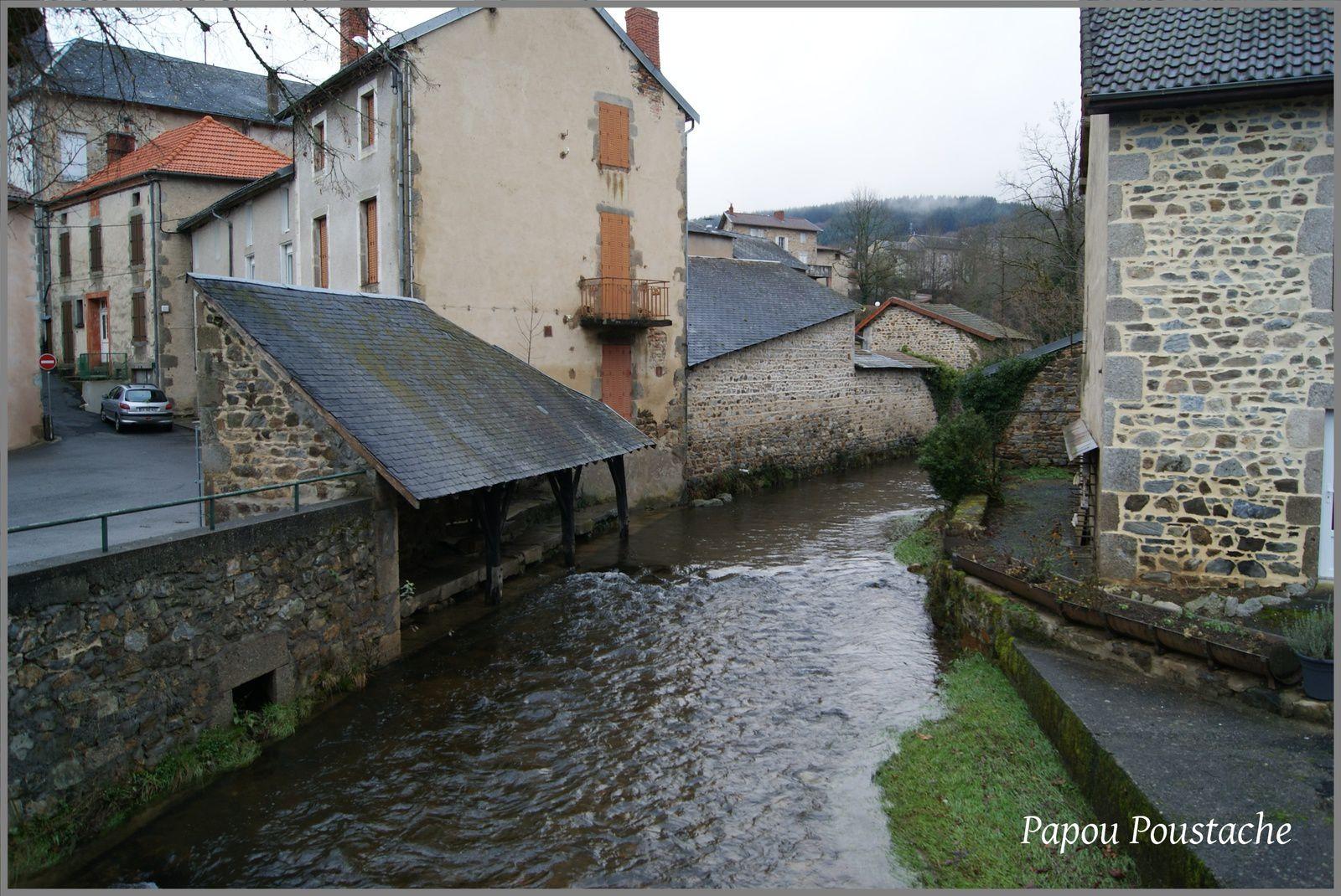 Les villages de L'Allier:Ferrières sur Sichon