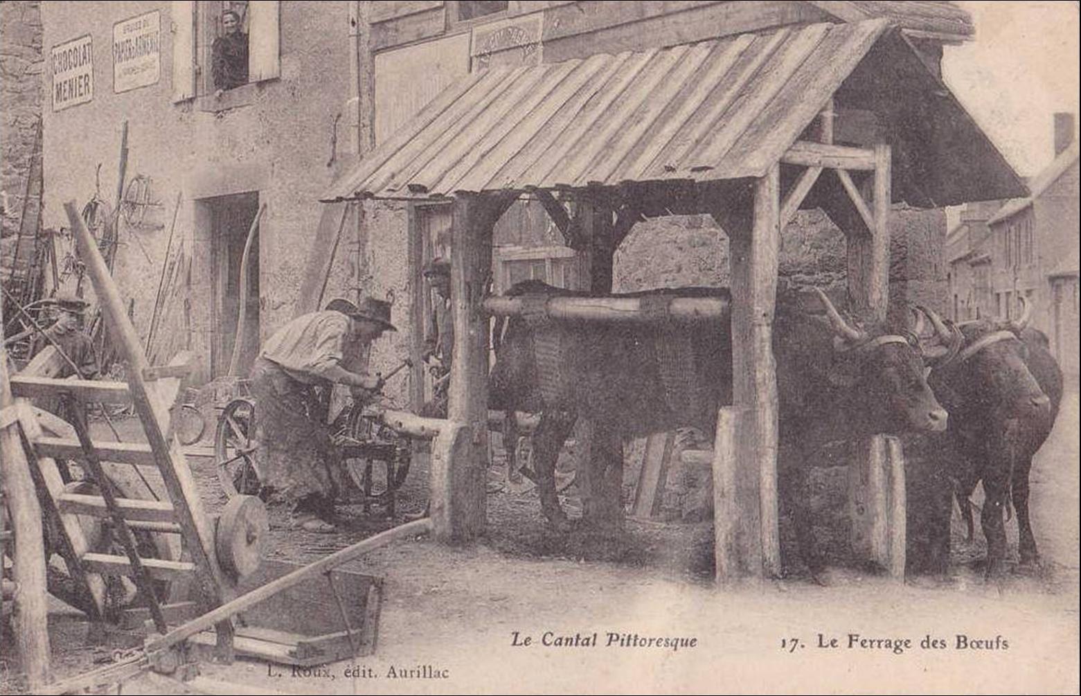 Il était une fois:Murat dans le Cantal