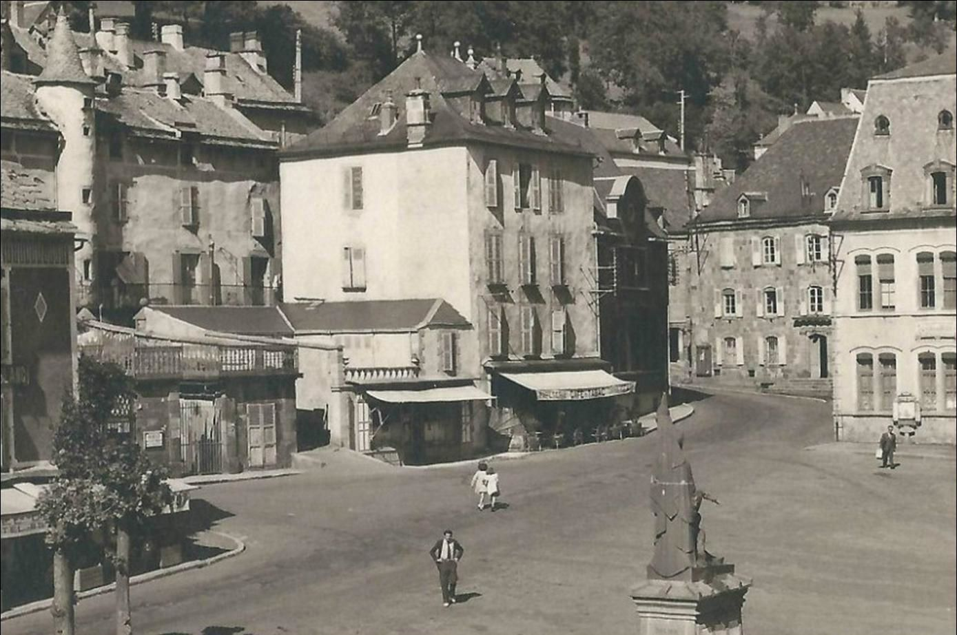 Les villages du Cantal:Murat