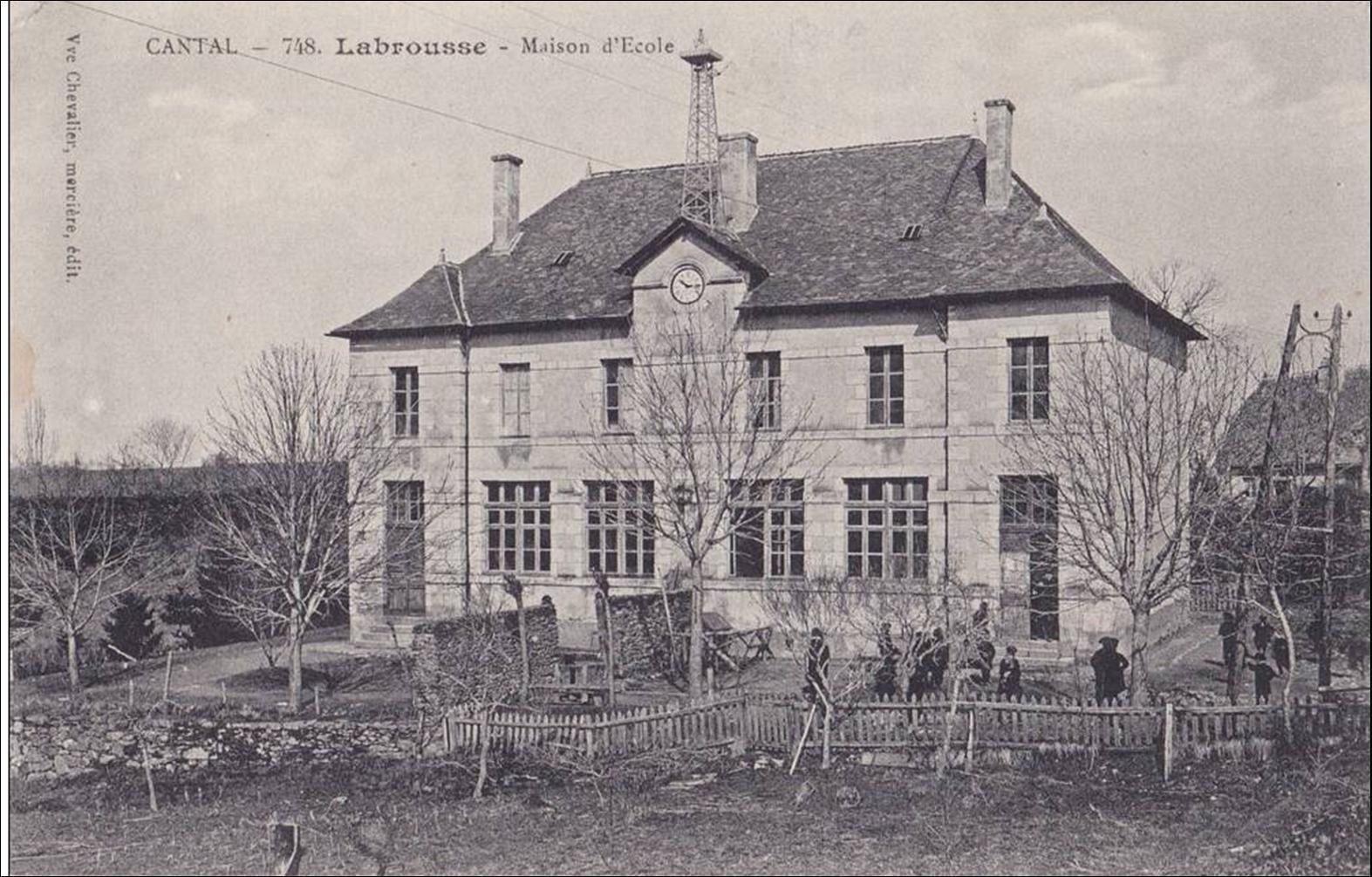 Il était une fois Labrousse dans le Cantal