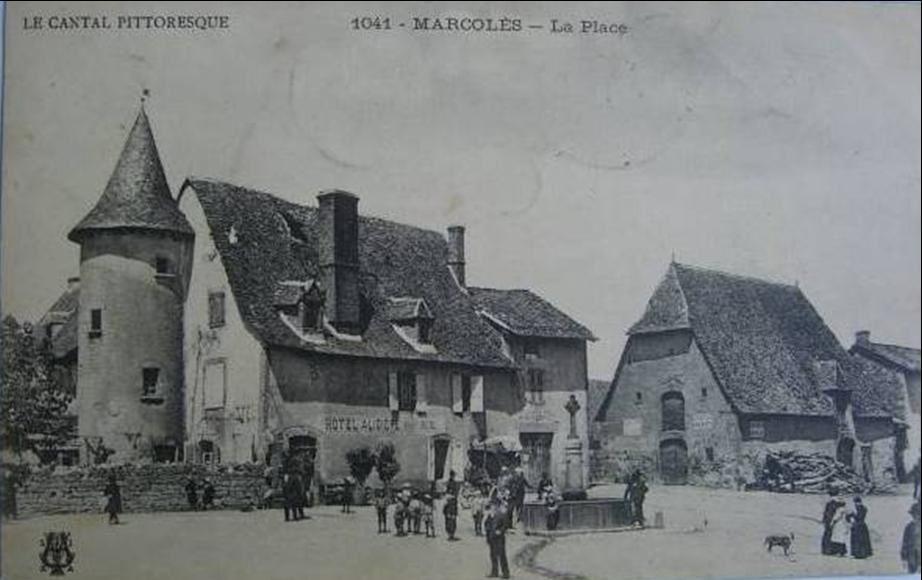Il était une fois Marcolès dans le Cantal