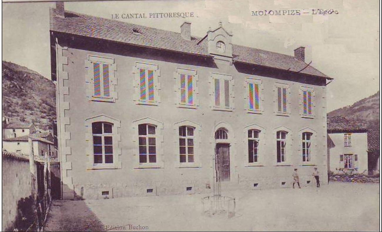 Ecole de Molompize