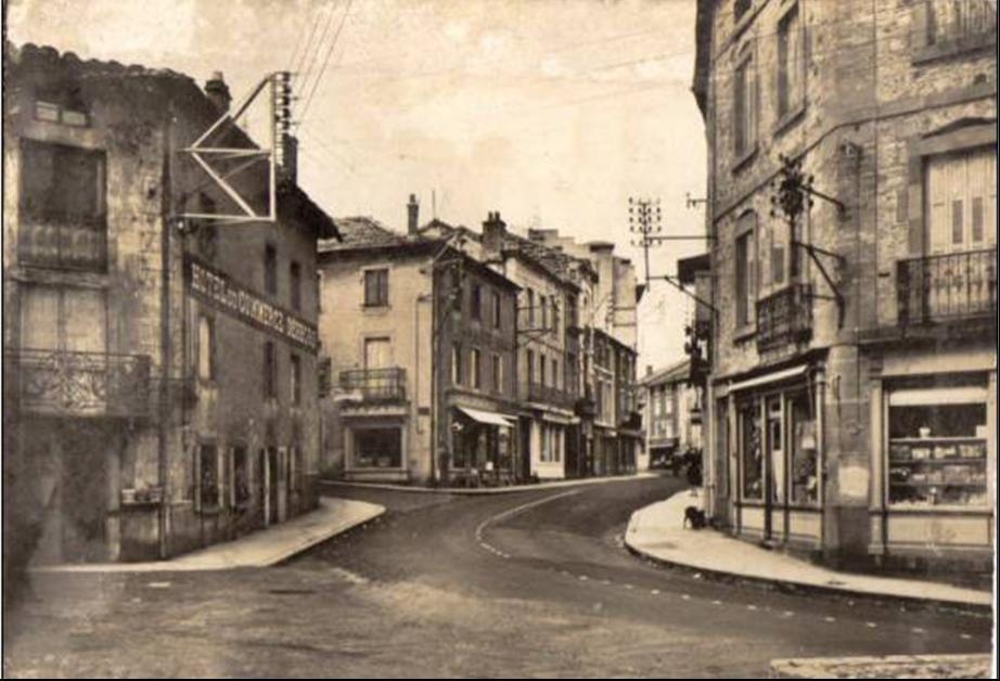 Retournac en Haute-Loire