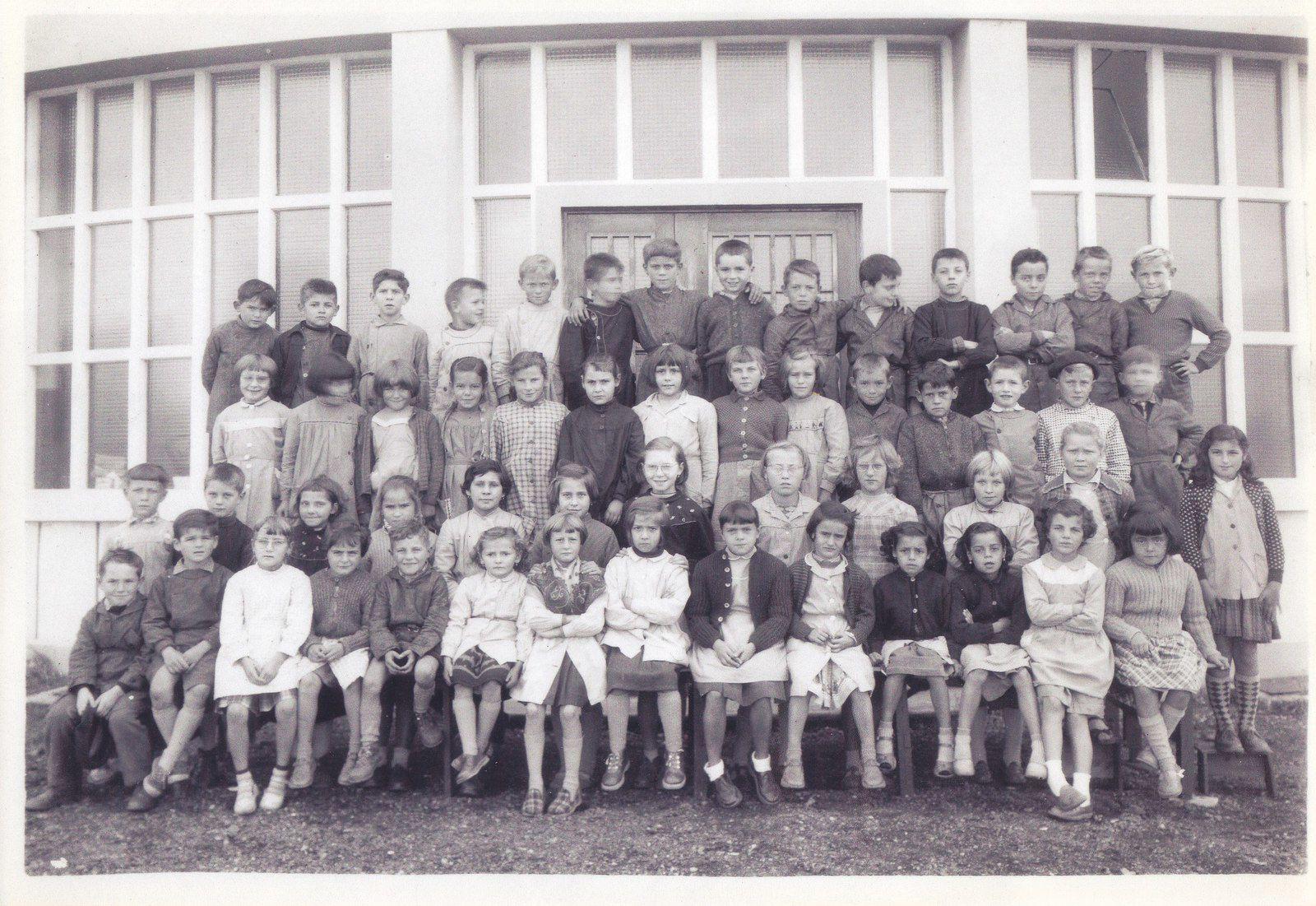Album photo école de Bayard commune de Brassac