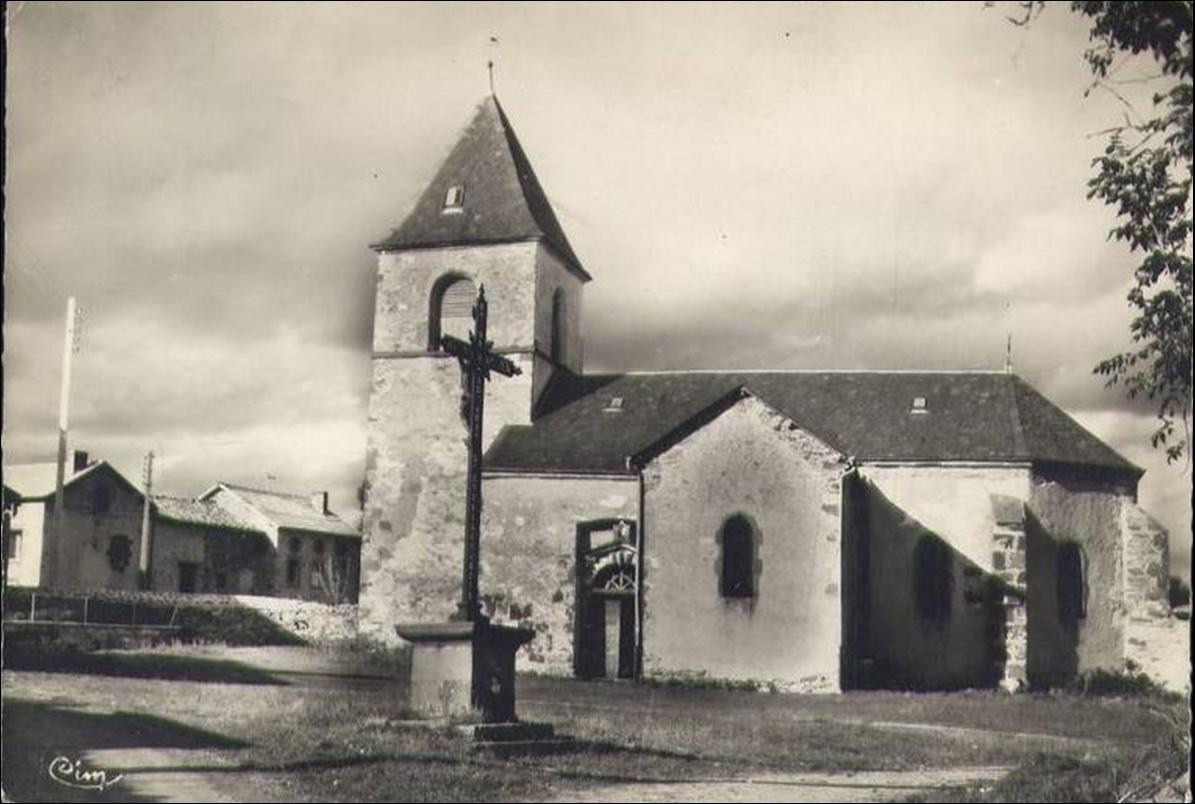 Il était une fois saint Mary le Plain  Cantal