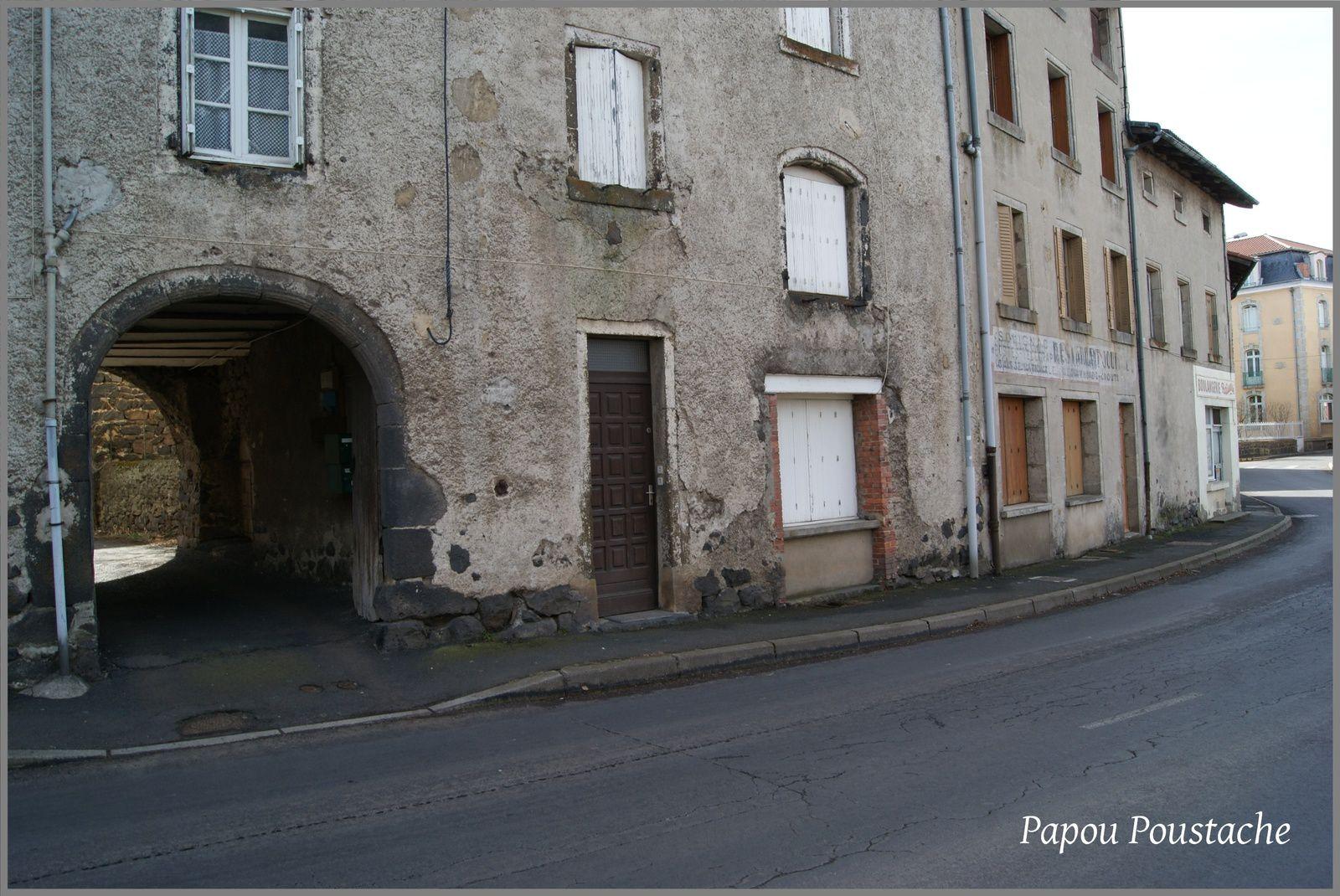 Au hasard dans les rues de Solignac