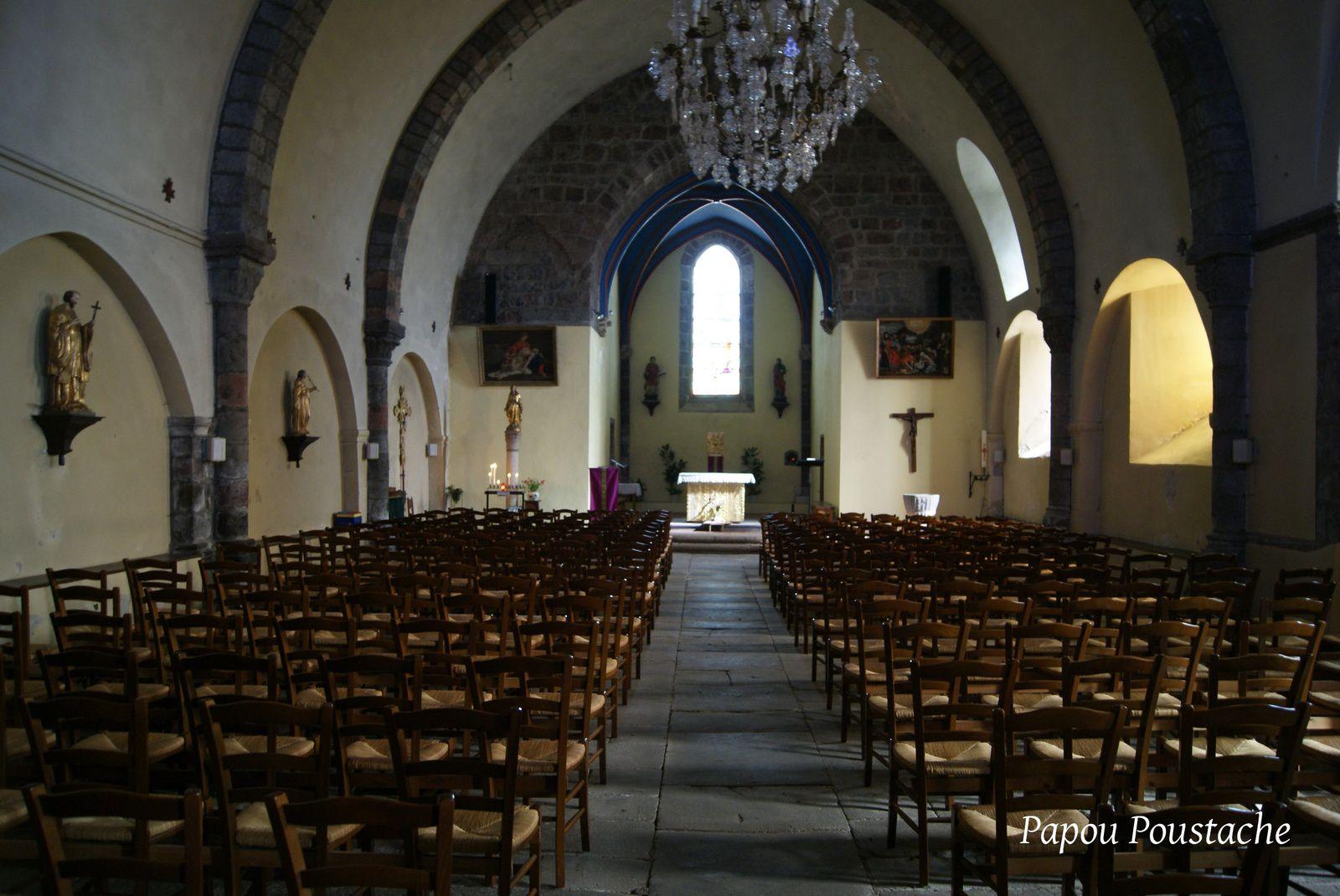 Eglise de Solignac