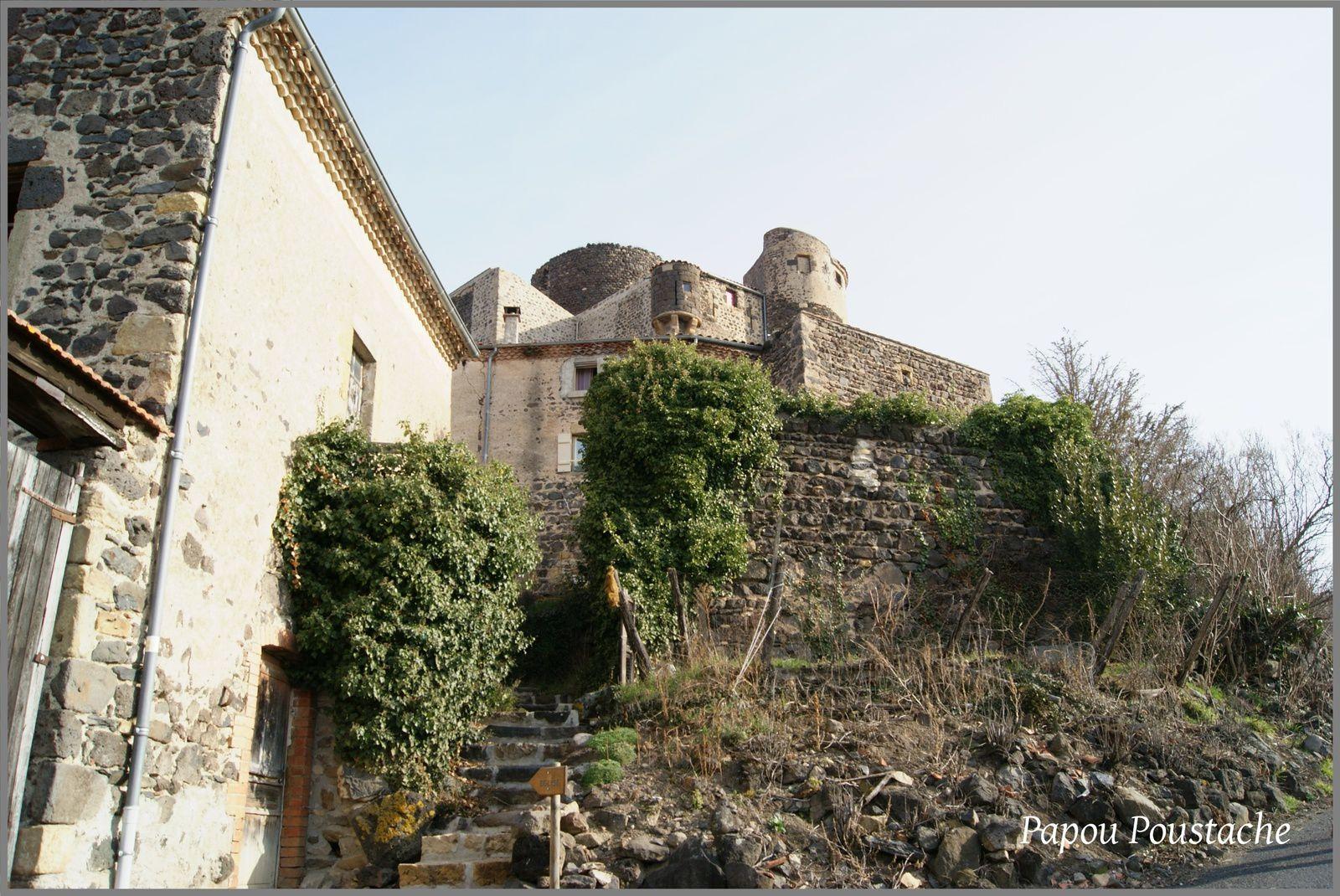 Le chateau de Chalus