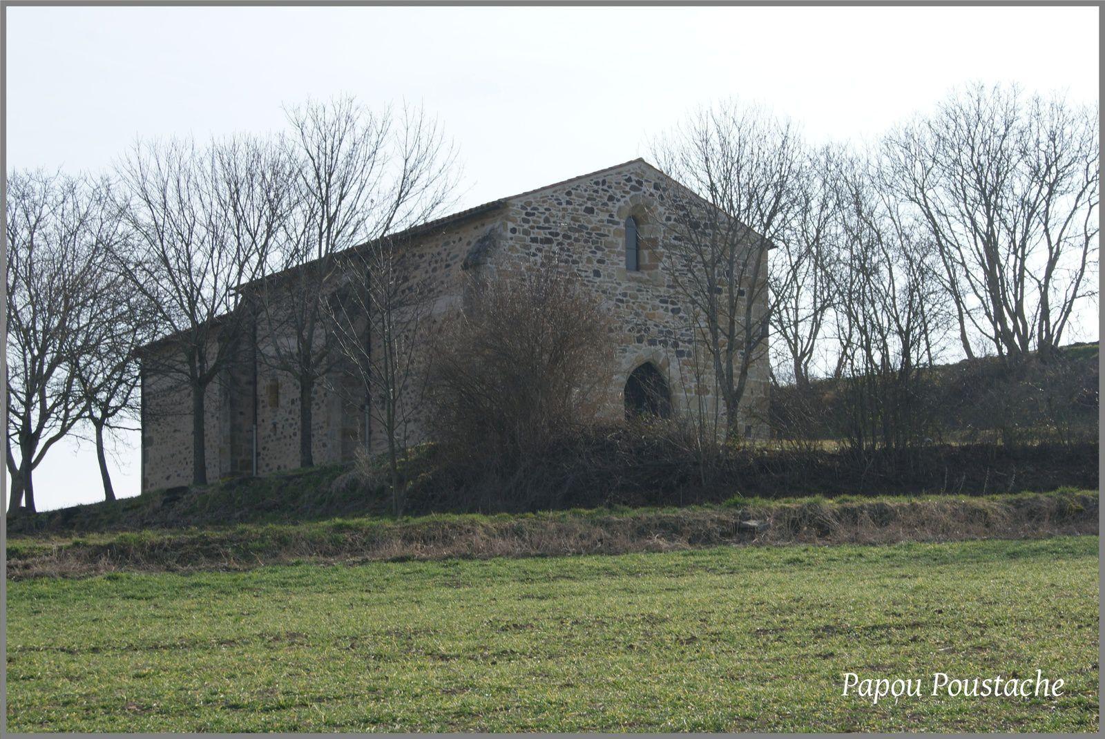 La chapelle castrale de Chalus:Eglise ste Madeleine