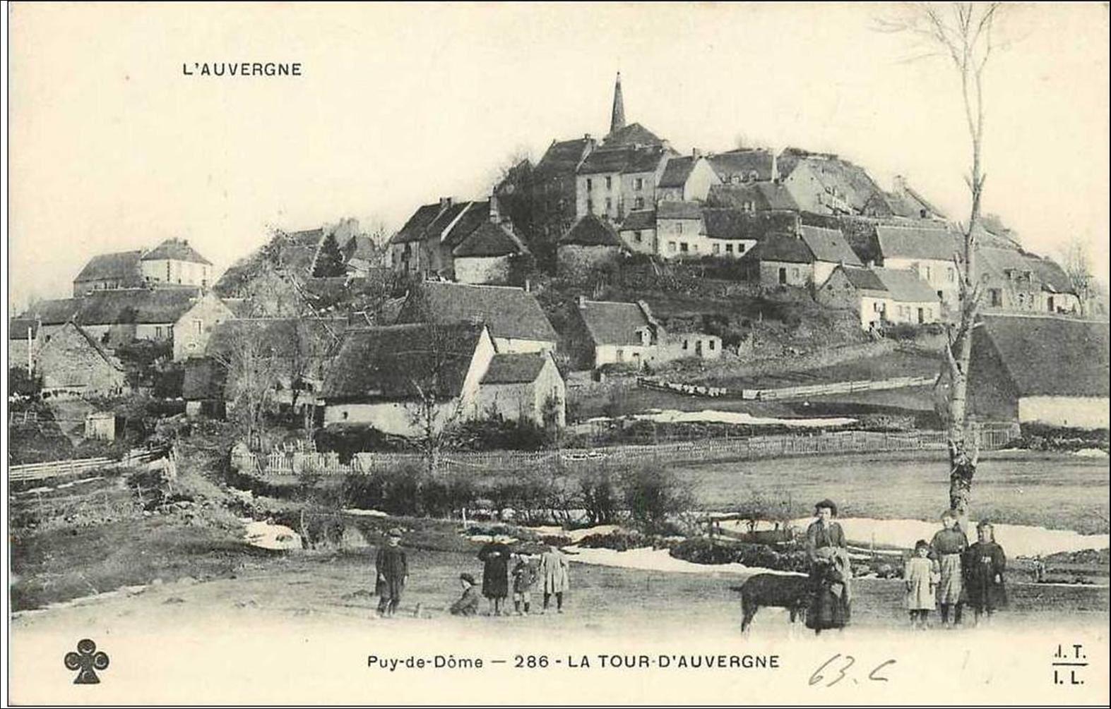 Il était une fois La Tour d'Auvergne