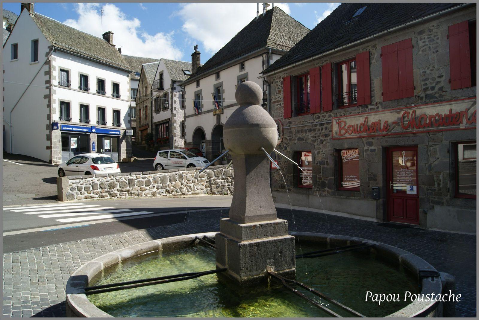 Au hasard dans La Tour d'Auvergne