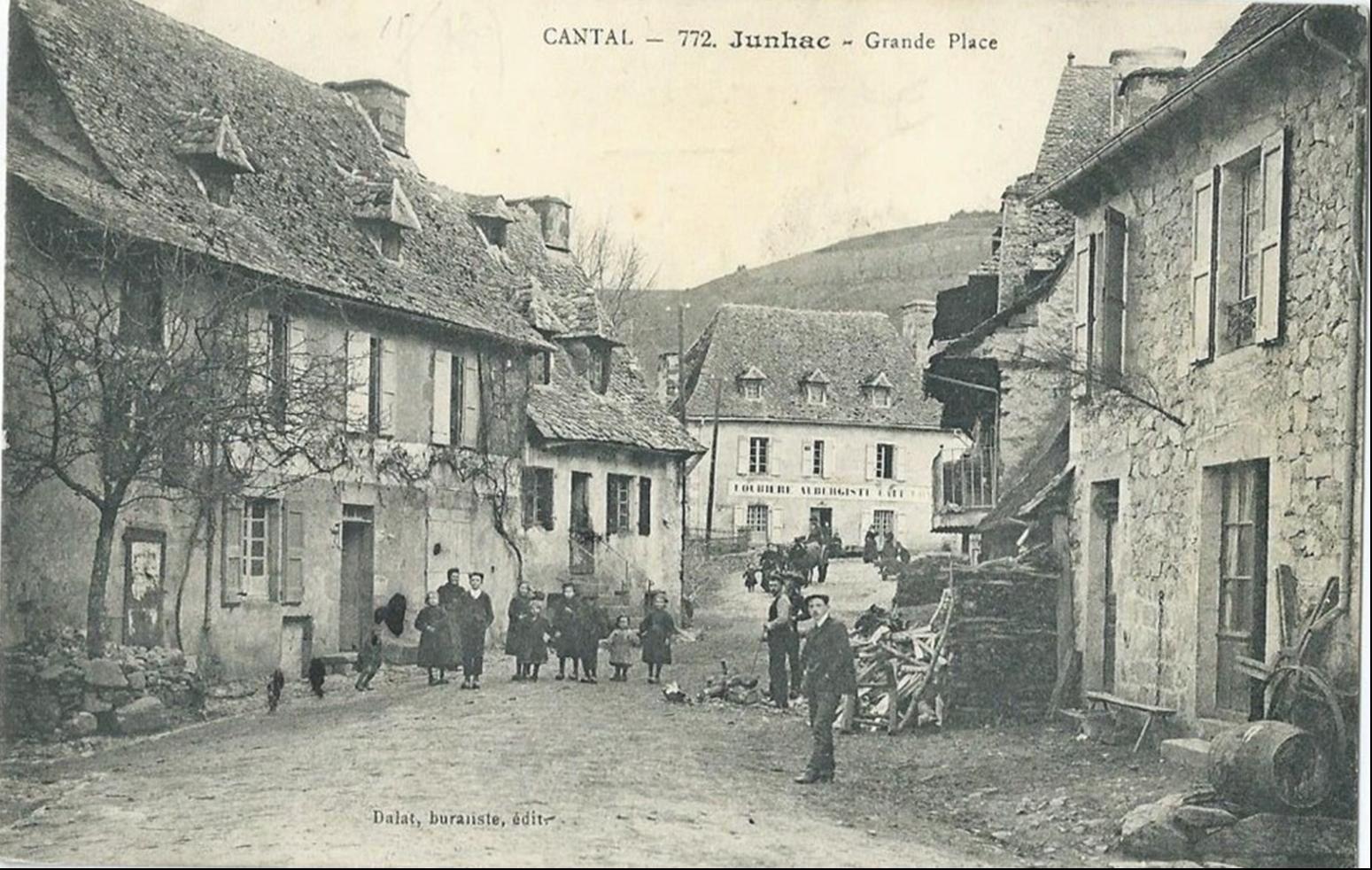 Il était une fois Junhac dans le Cantal