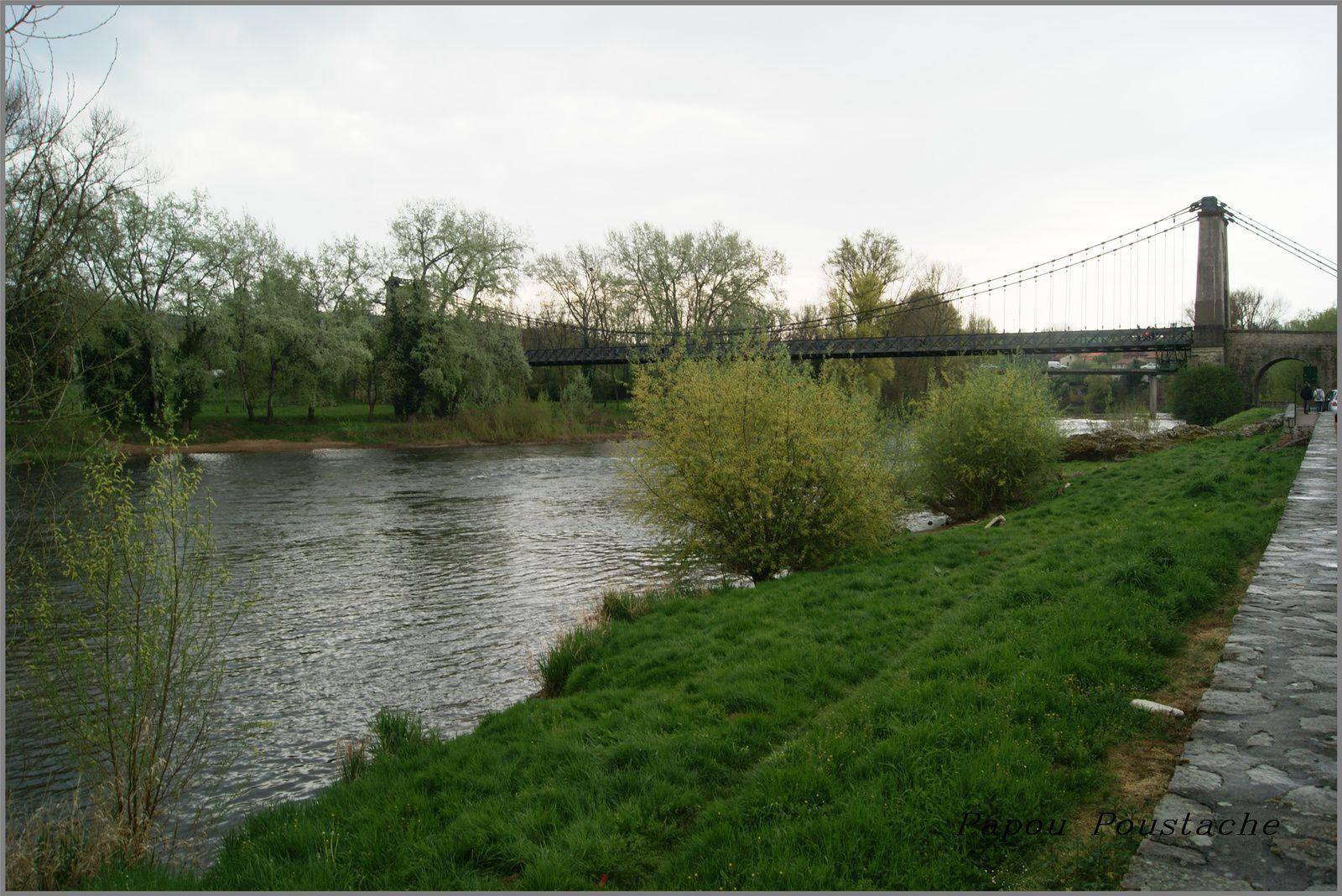 Le pont de Coudes