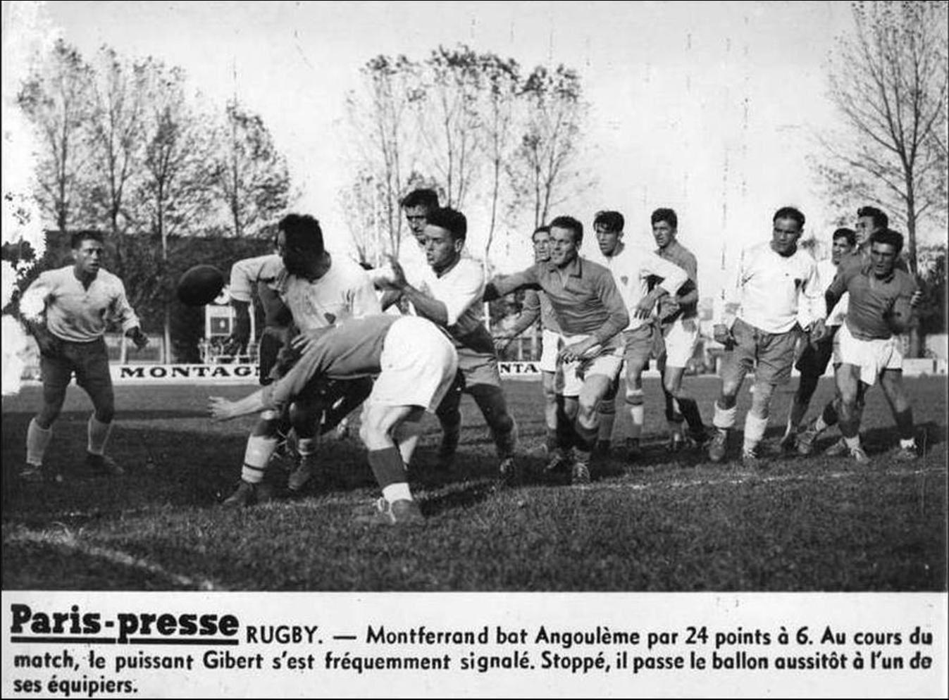 Rugby ASM Montferrand