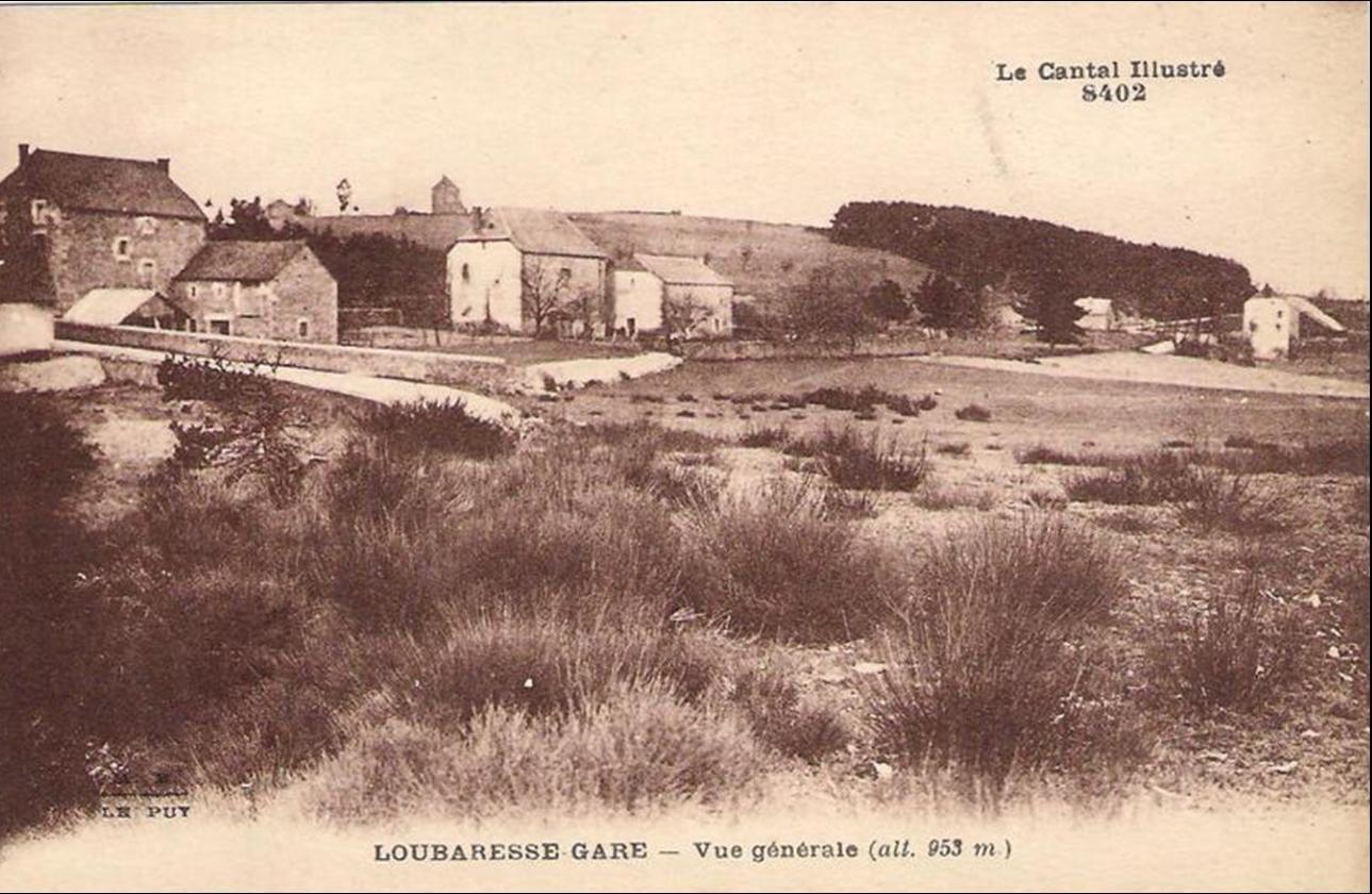 Il était une fois Loubaresse dans le Cantal