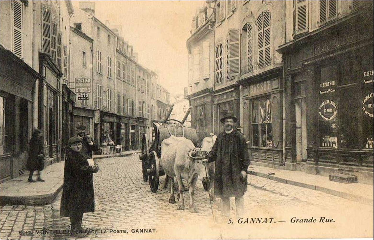Il était une fois Gannat dans l'Allier