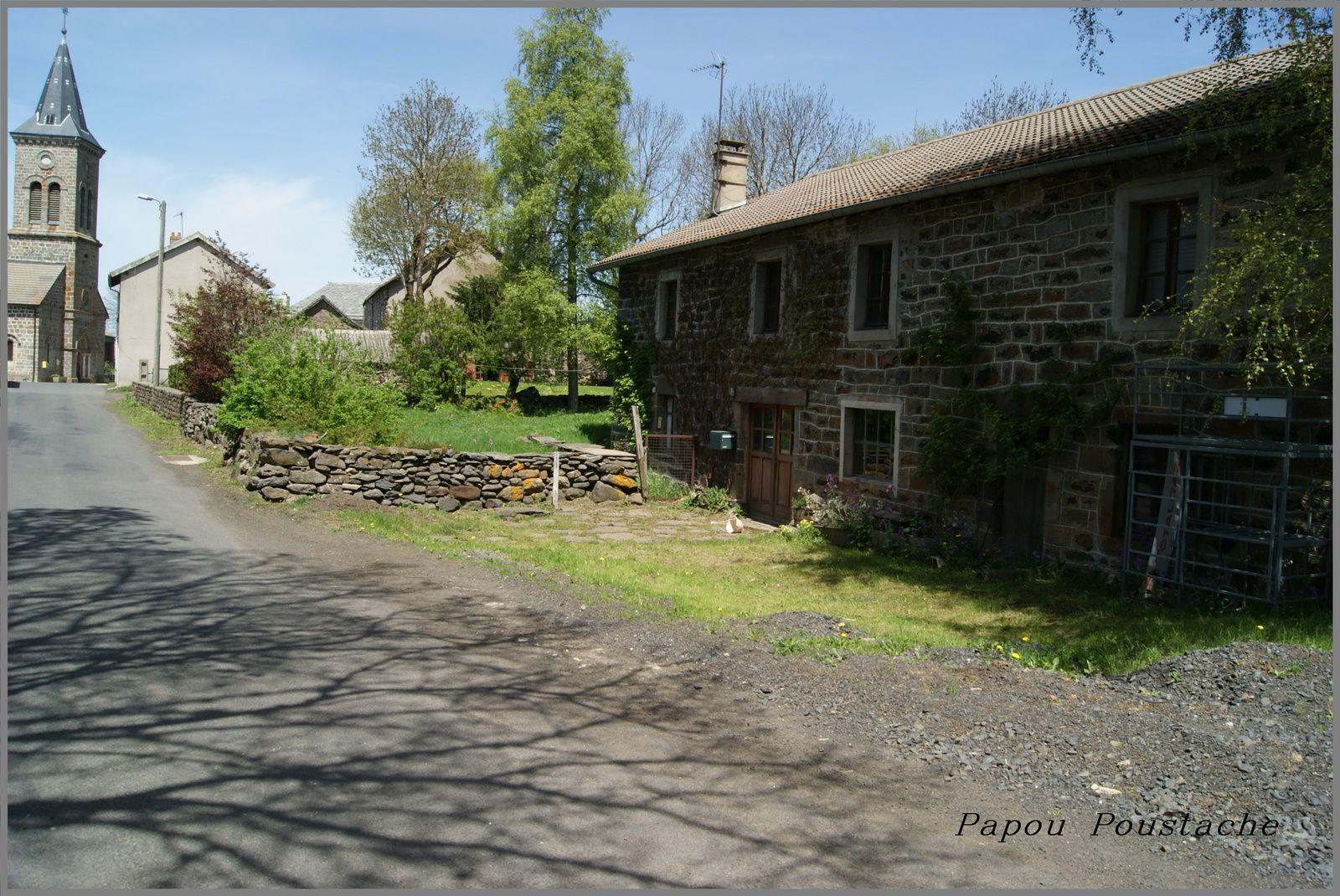 Le village de Freycenet Lacuche