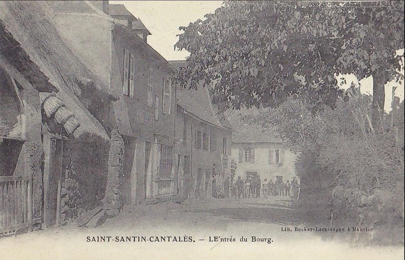 Il était une fois Saint Santin dans le Cantal