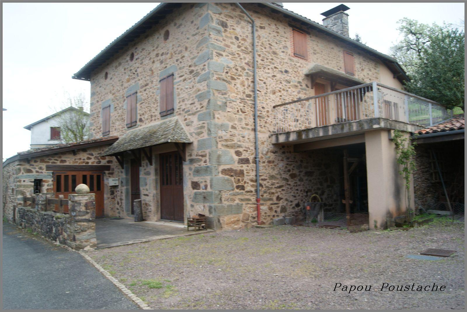 Fournoules dans le Cantal