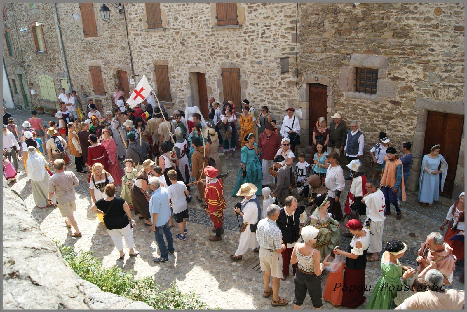 Fête médiévale du 4 et 5 Juillet