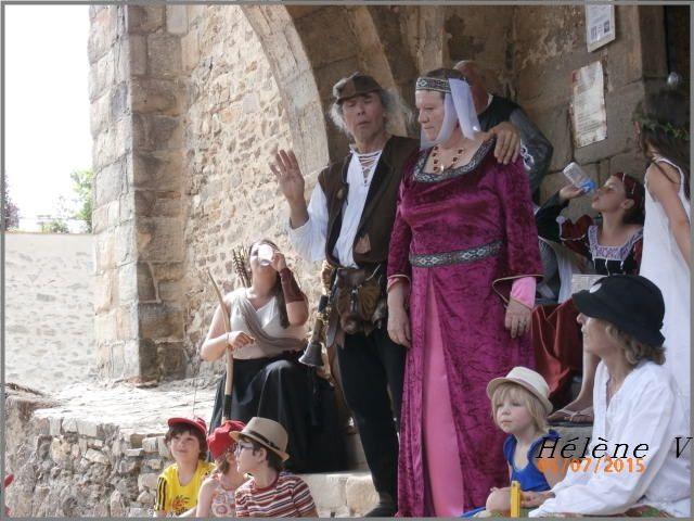 Fête médiévale Album à Hélène