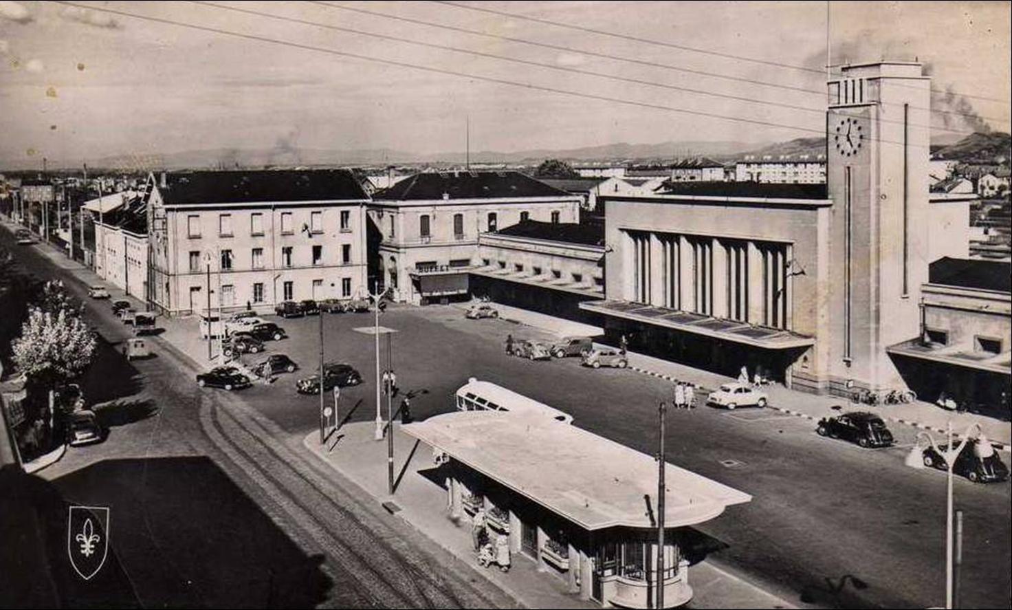 Clermont aux années 50-60