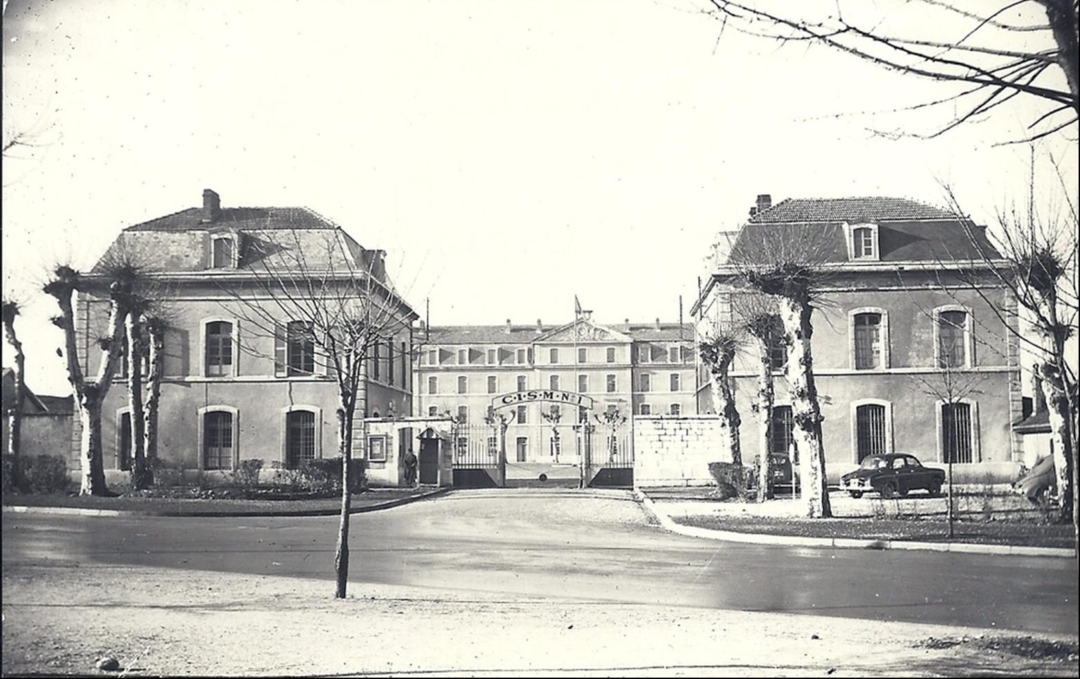 Montluçon dans les années 1950-60