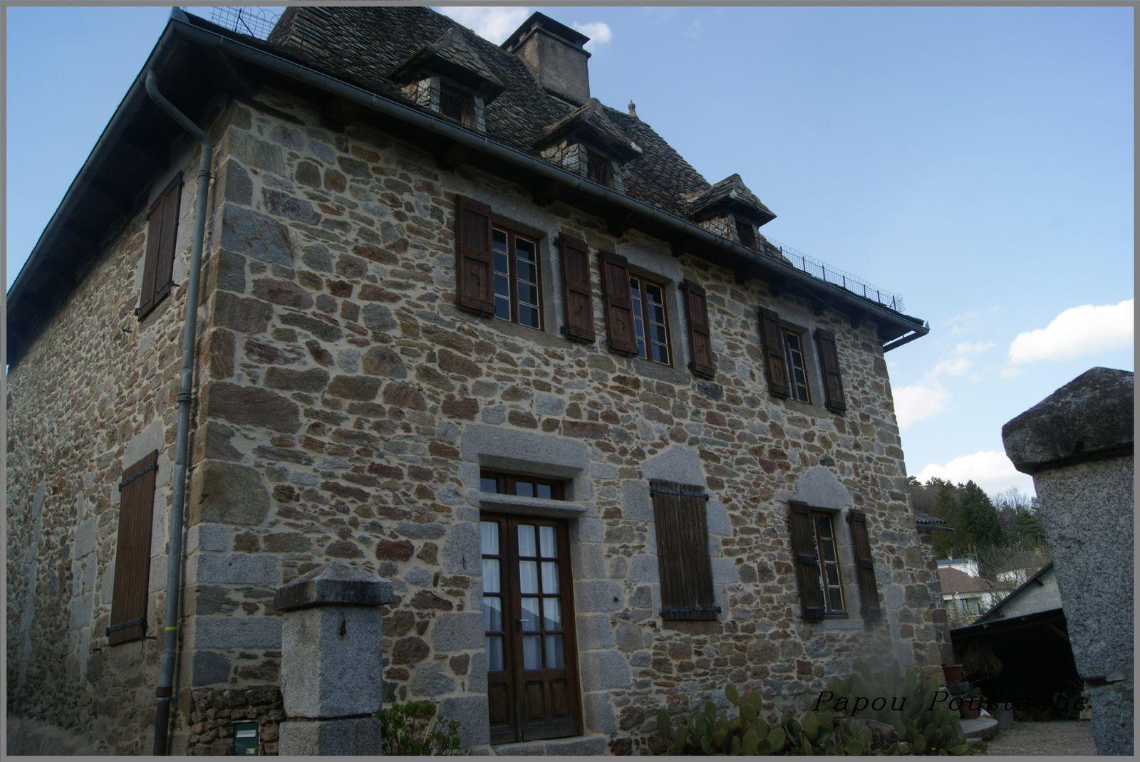 Calvinet dans le Cantal