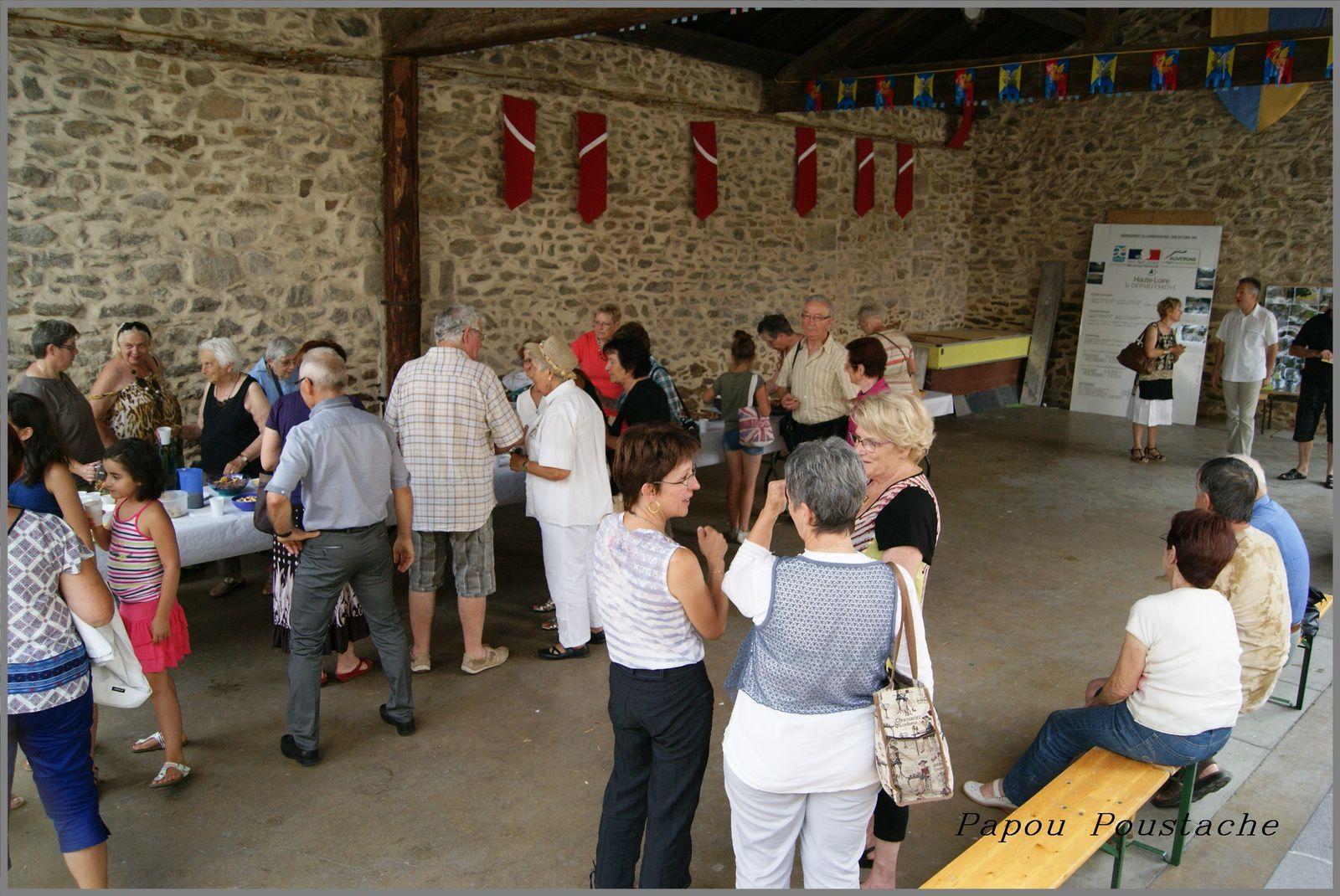 Aiguilles et pinceaux fait son expo à Auzon