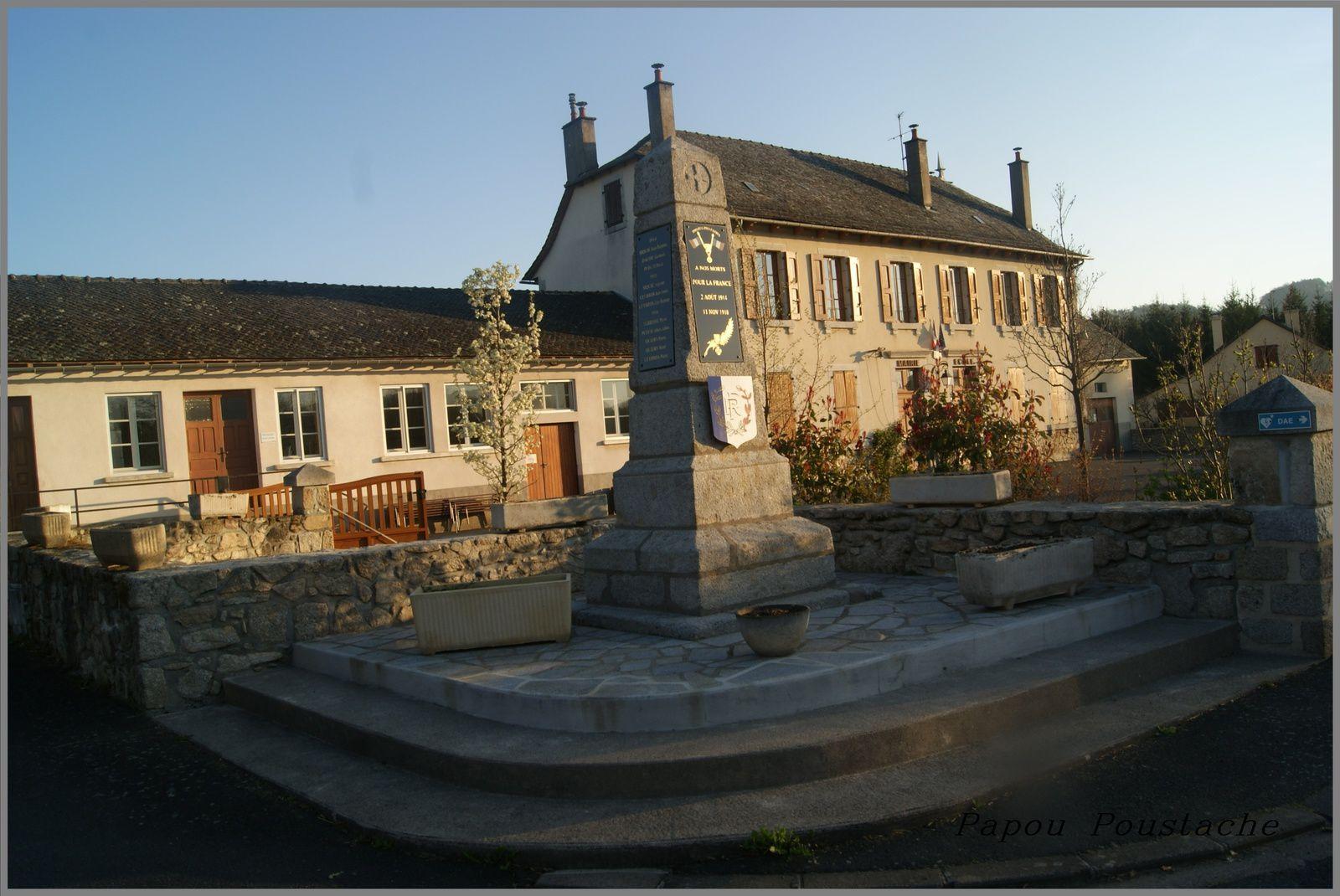Labesserette dans le Cantal
