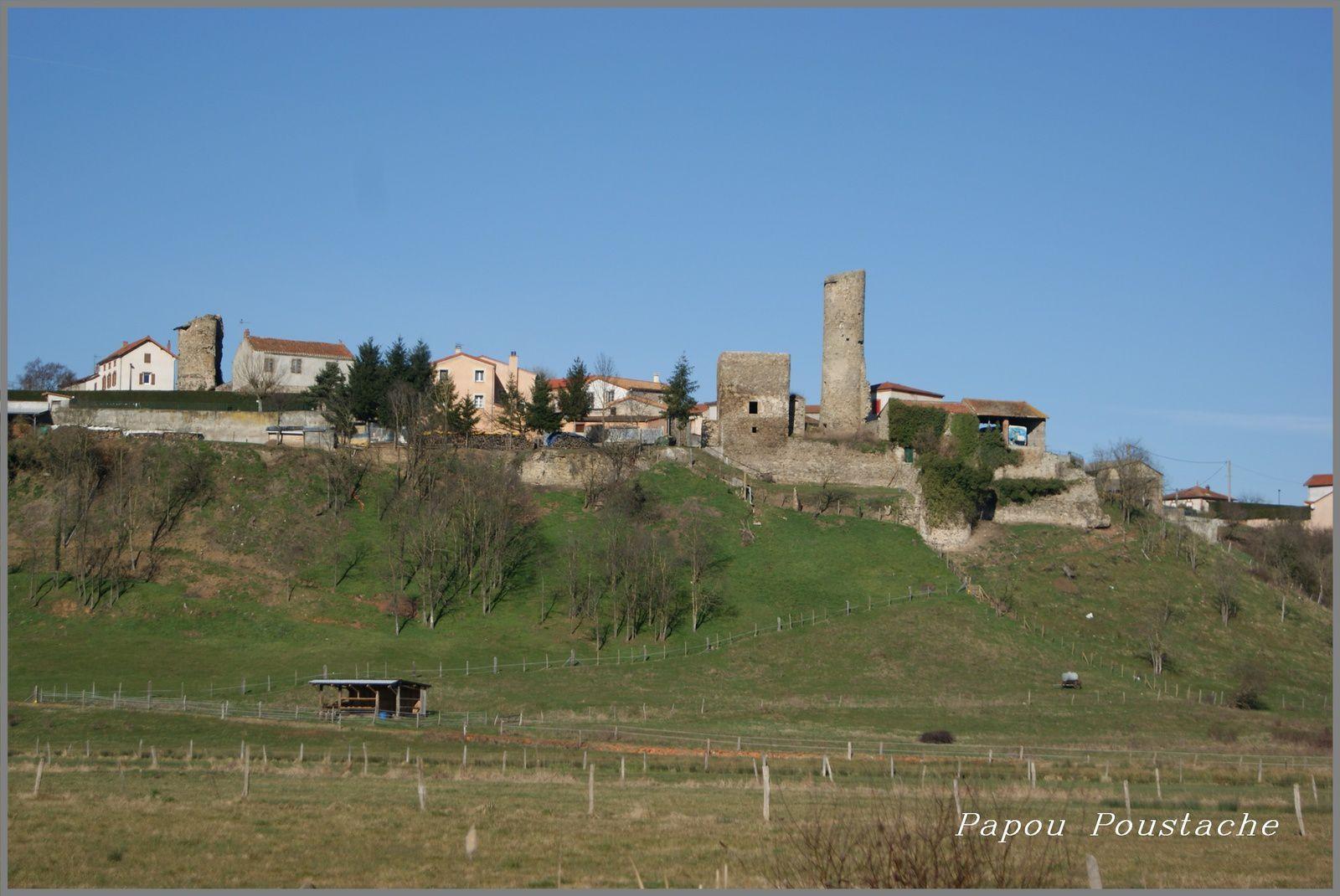 Le chateau de Rilhac