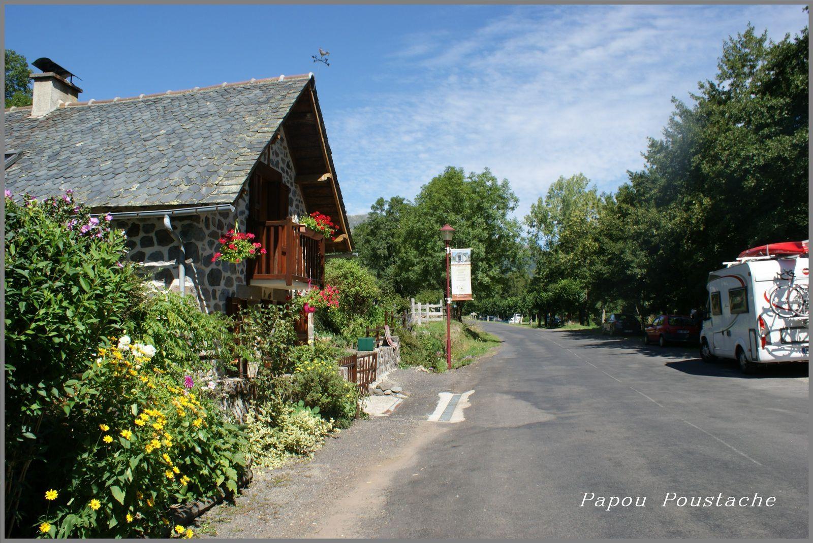 Mandailles  Saint Julien dans le Cantal