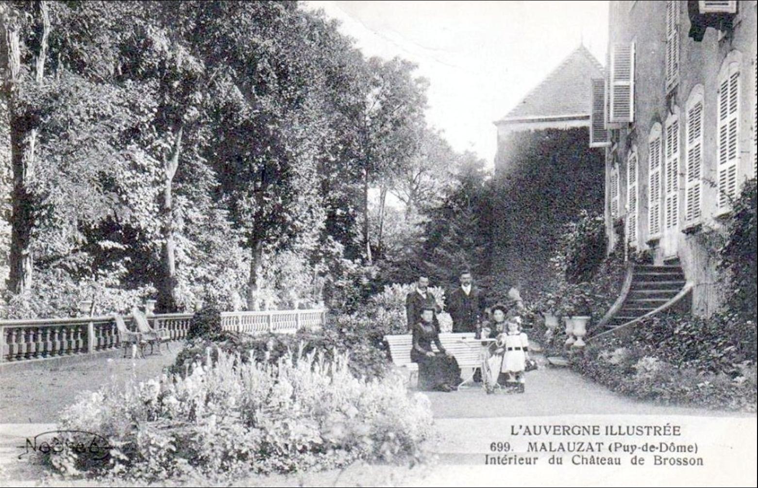 Malauzat près de Clermont Ferrand