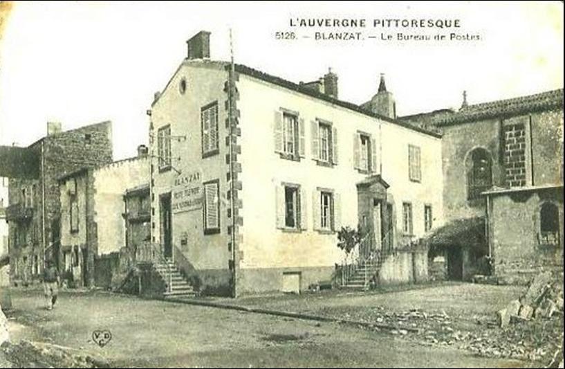 Blanzat près de Clermont