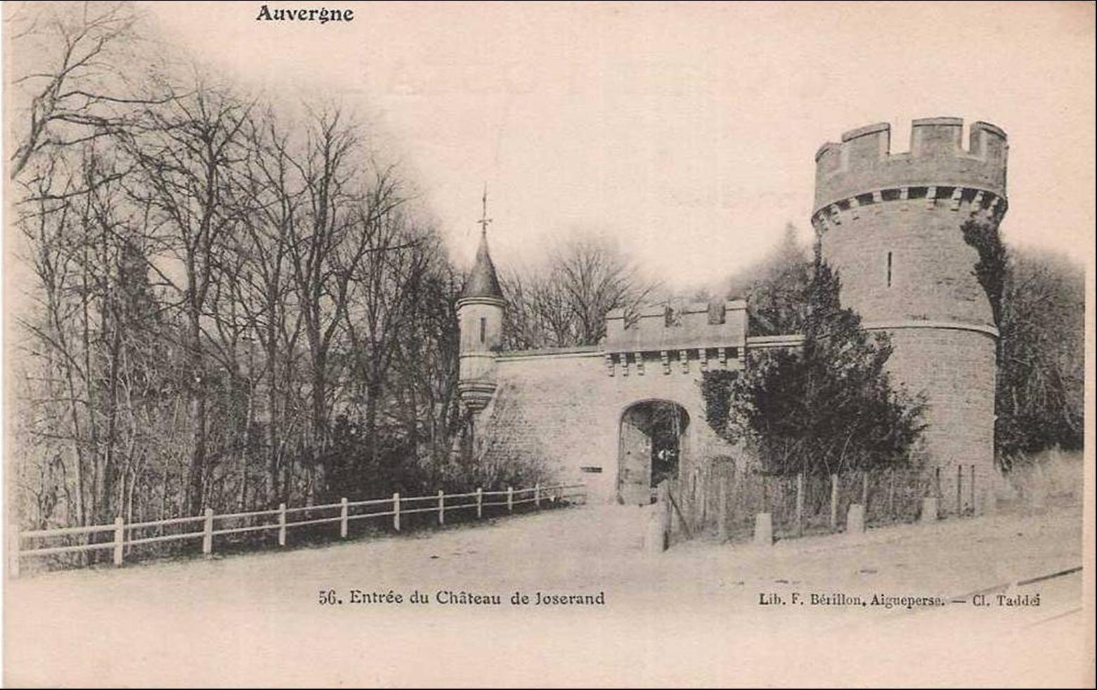 Jozerand dans le Puy de Dome