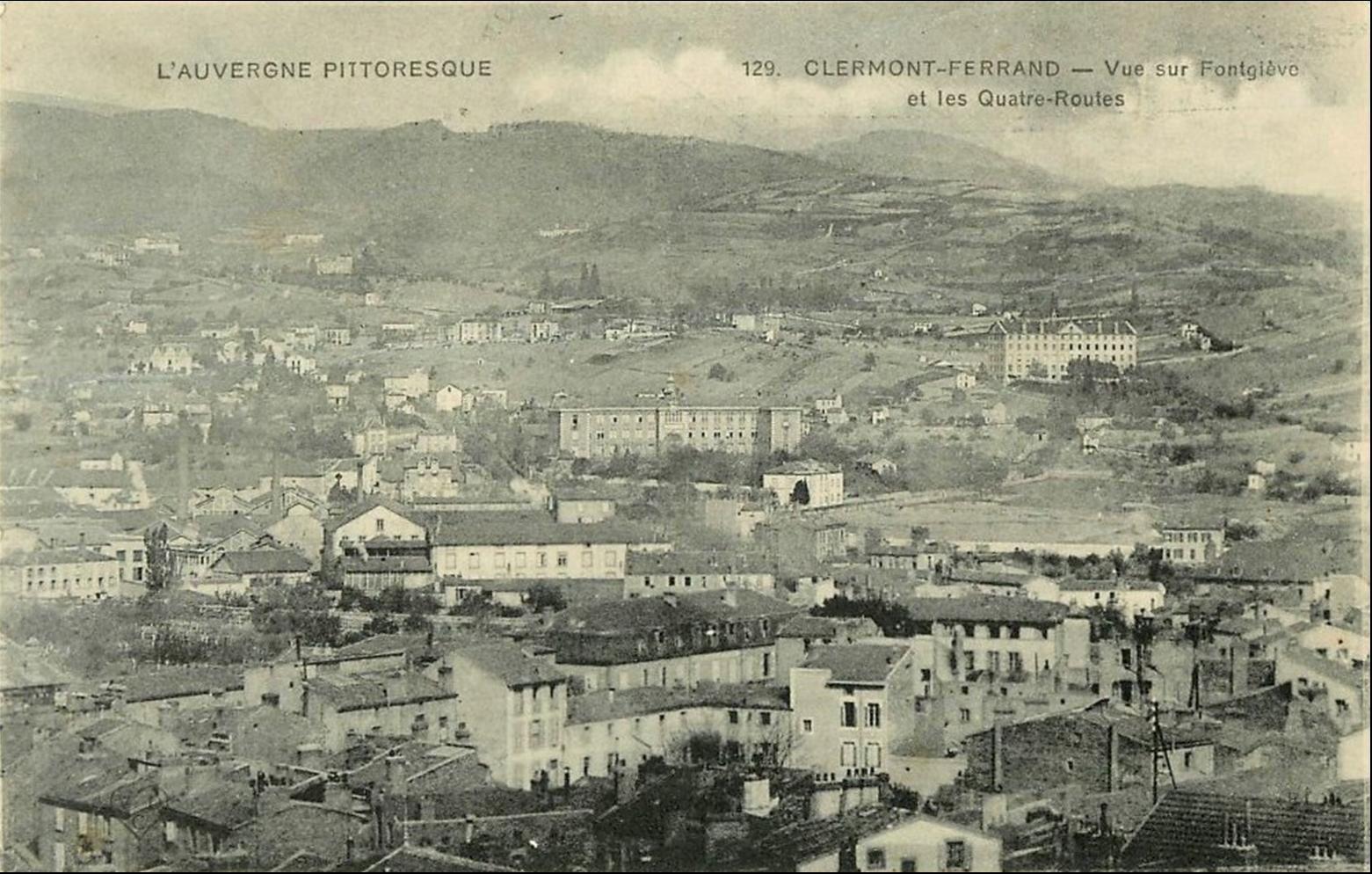 Il était une fois Clermont:  Fontgiève