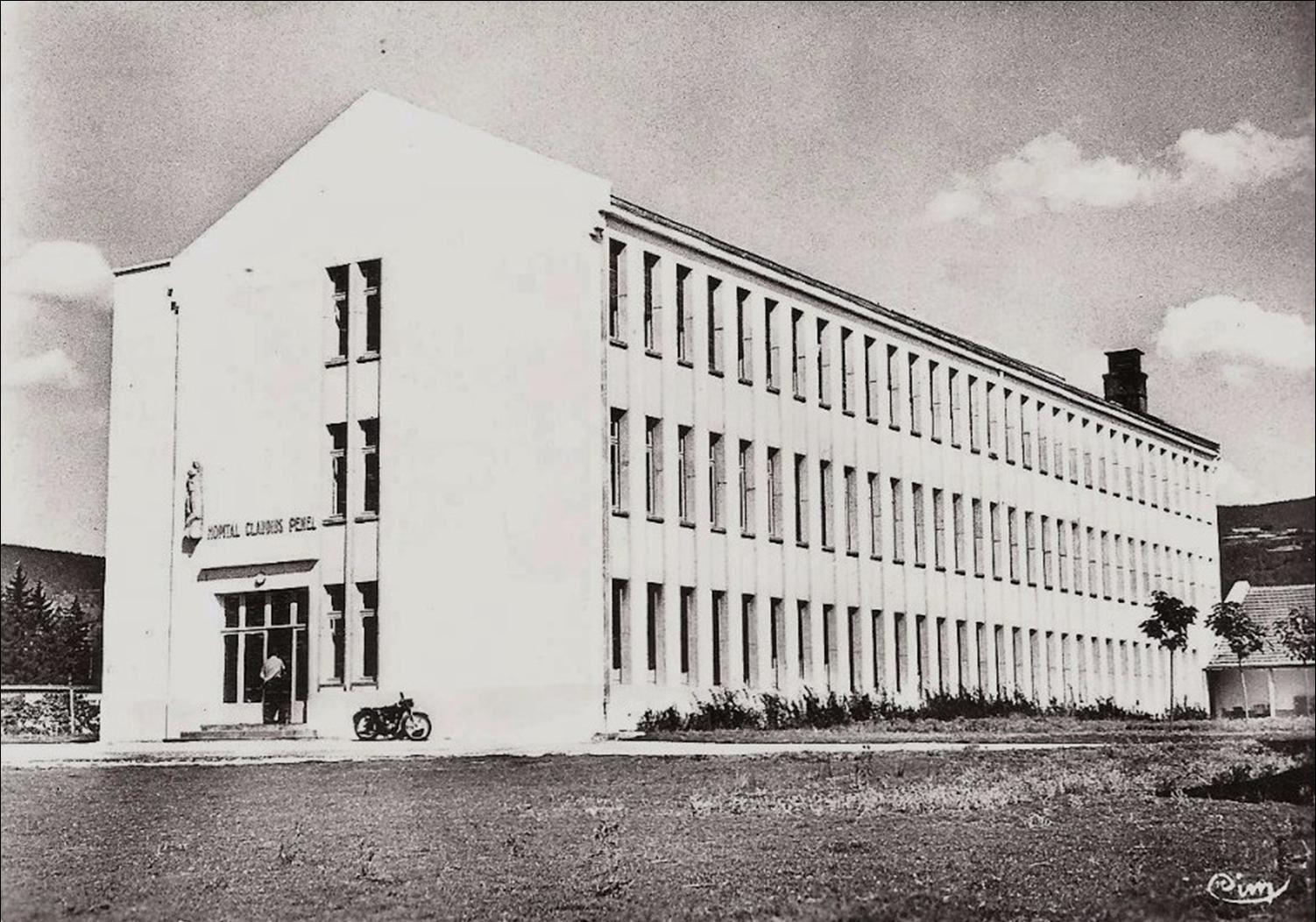 Ambert dans les années 1950-60