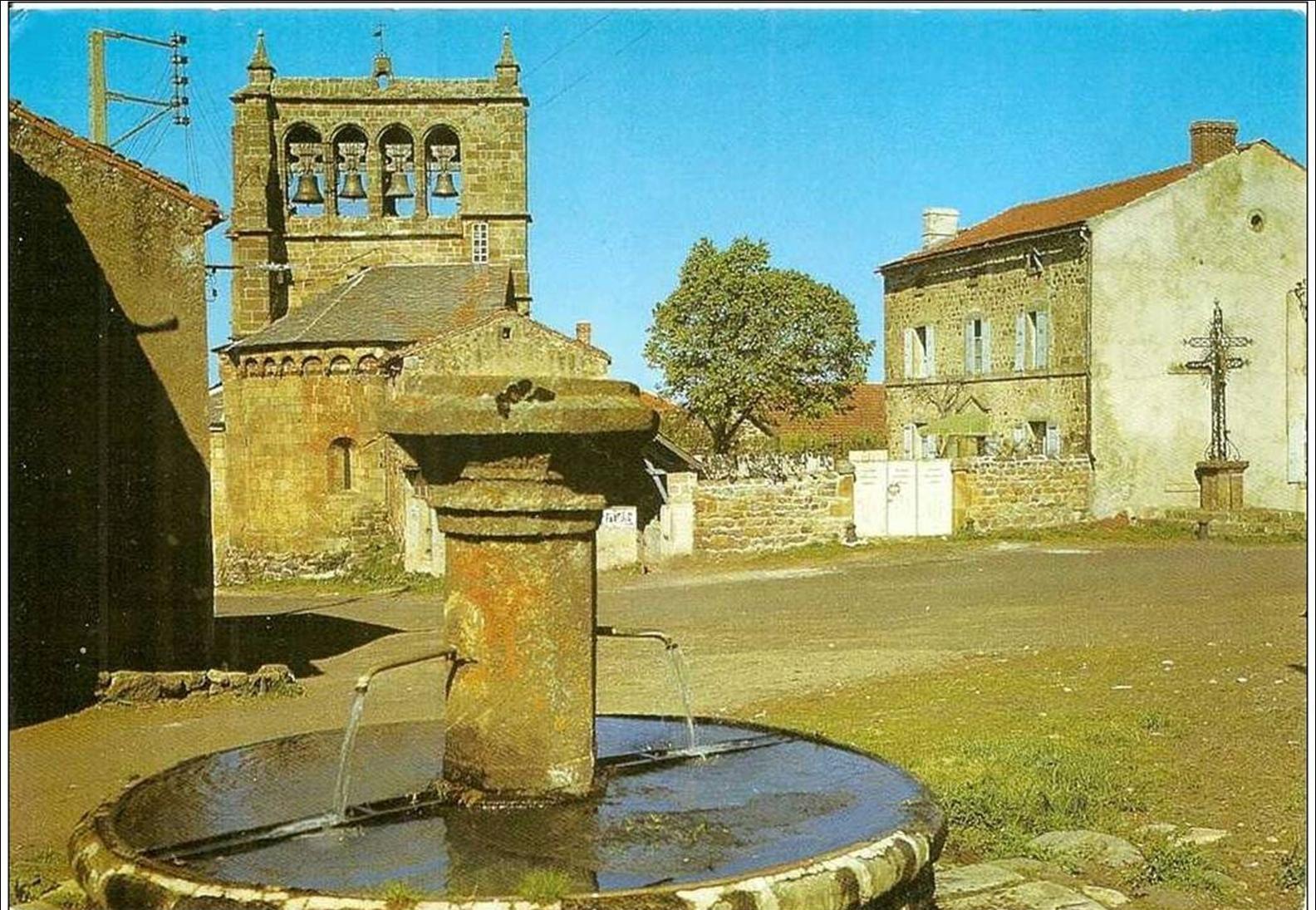 Saint Haon en Haute Loire