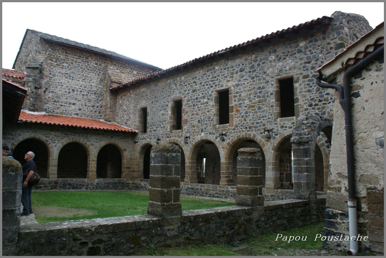 Le prieuré de Chanteuge