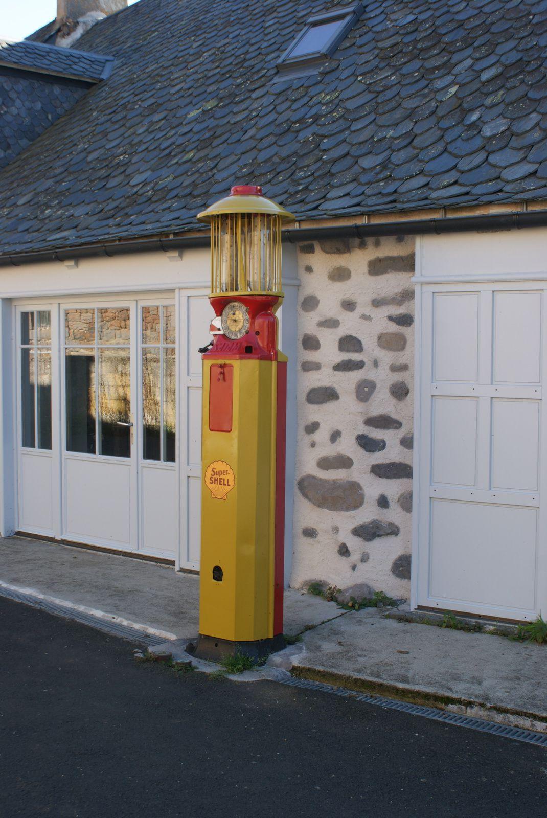 Le village de Cezens dans le Cantal